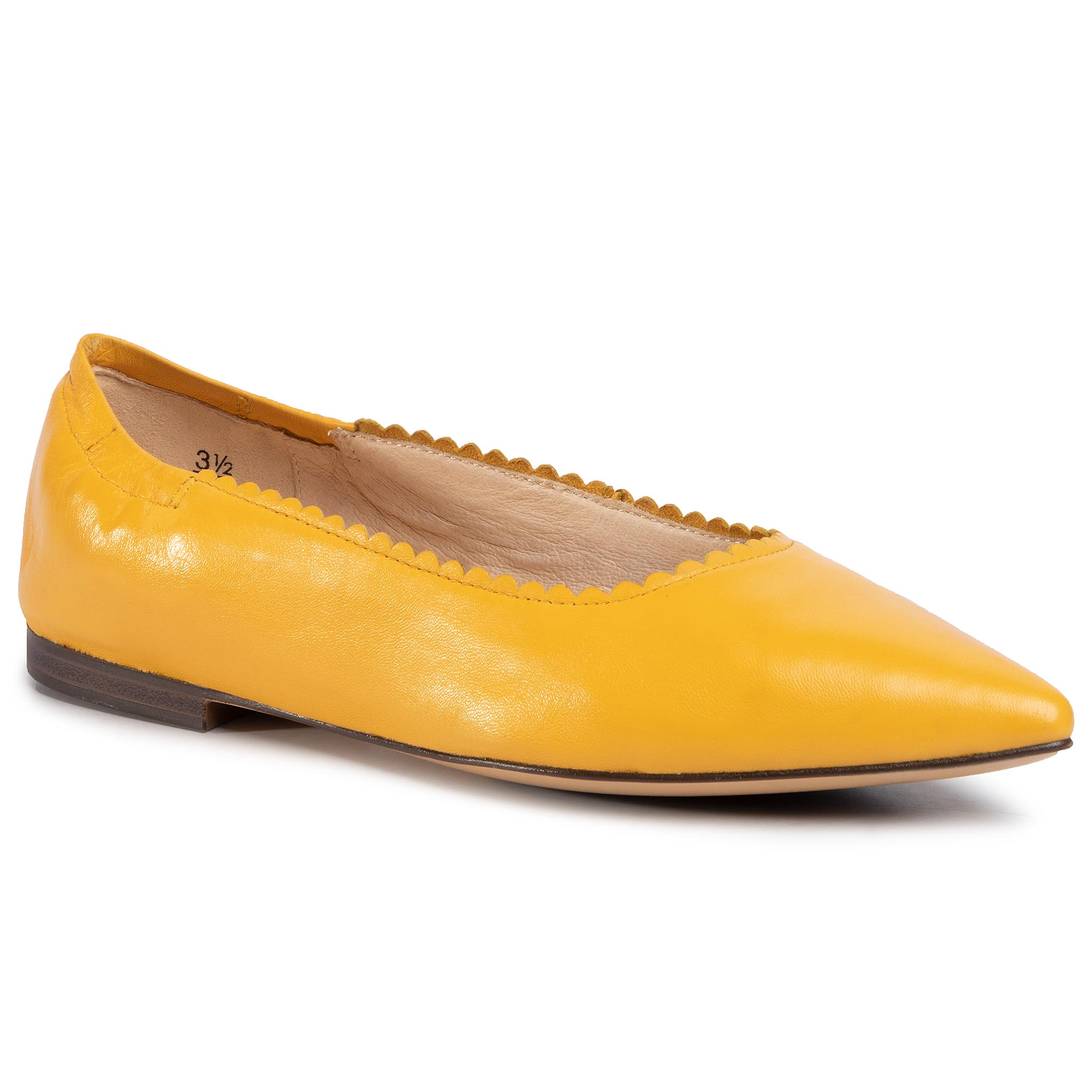 Balerini Caprice - 9-22108-24 Sunflower Soft 620 imagine epantofi.ro