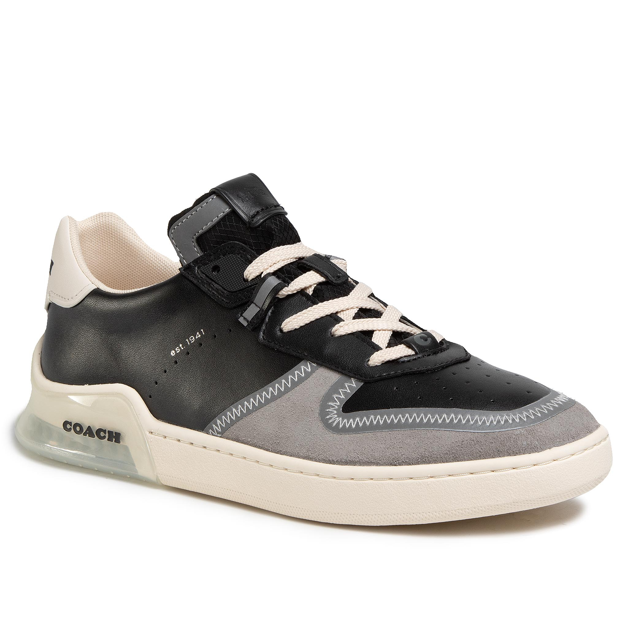 Sneakers COACH - Ctysl Crt G5016 10011275 Black