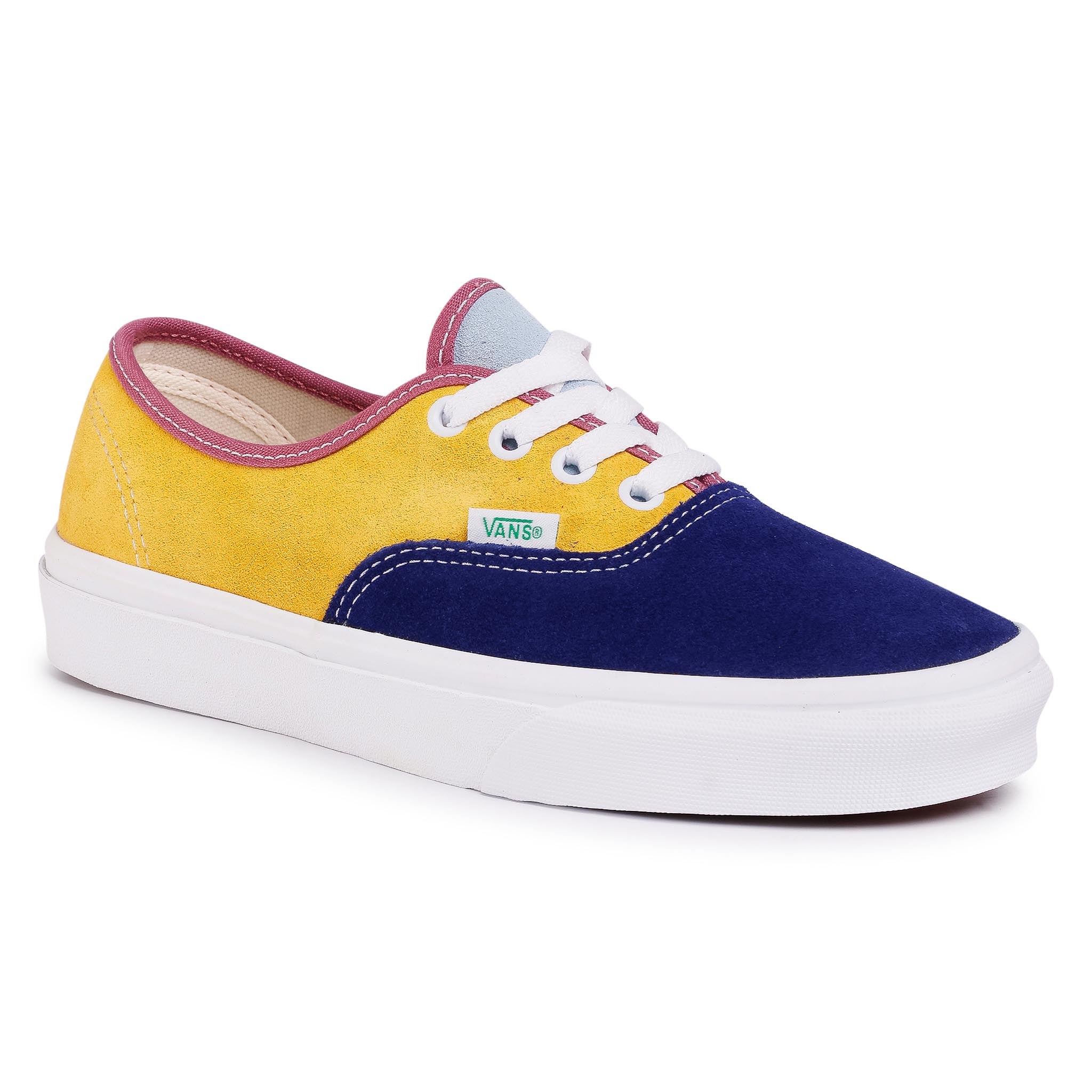 Teniși VANS - Authentic VN0A2Z5IWNY1 (Sunshine) Multi/Tr Wht