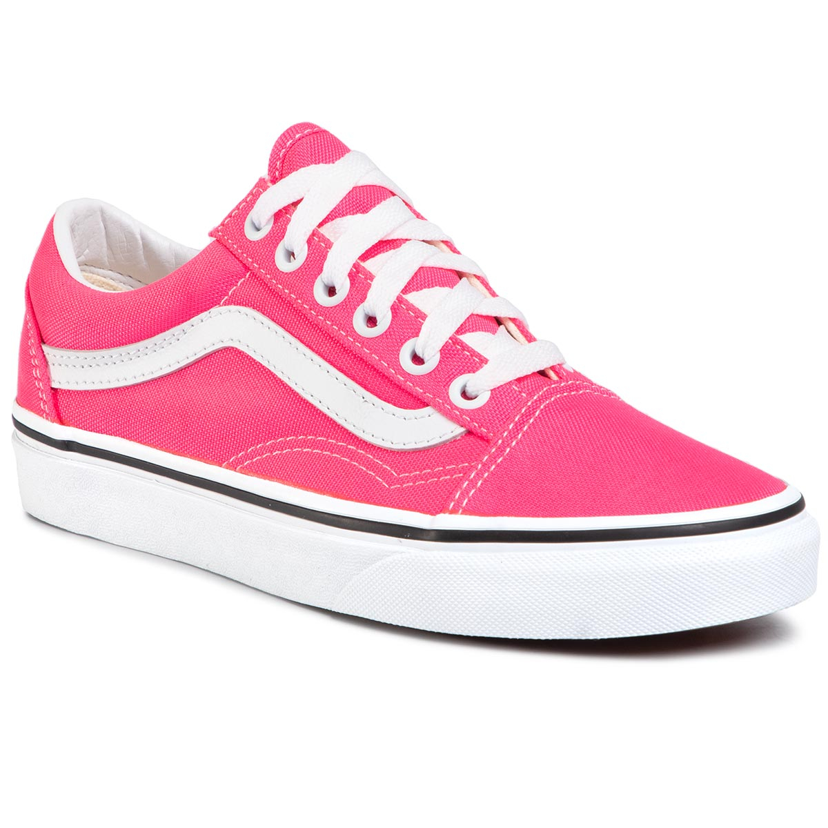 Teniși Vans - Old Skool Vn0a4u3bwt61 (Neon) Knockout Pnk/Tr Wht imagine epantofi.ro 2021