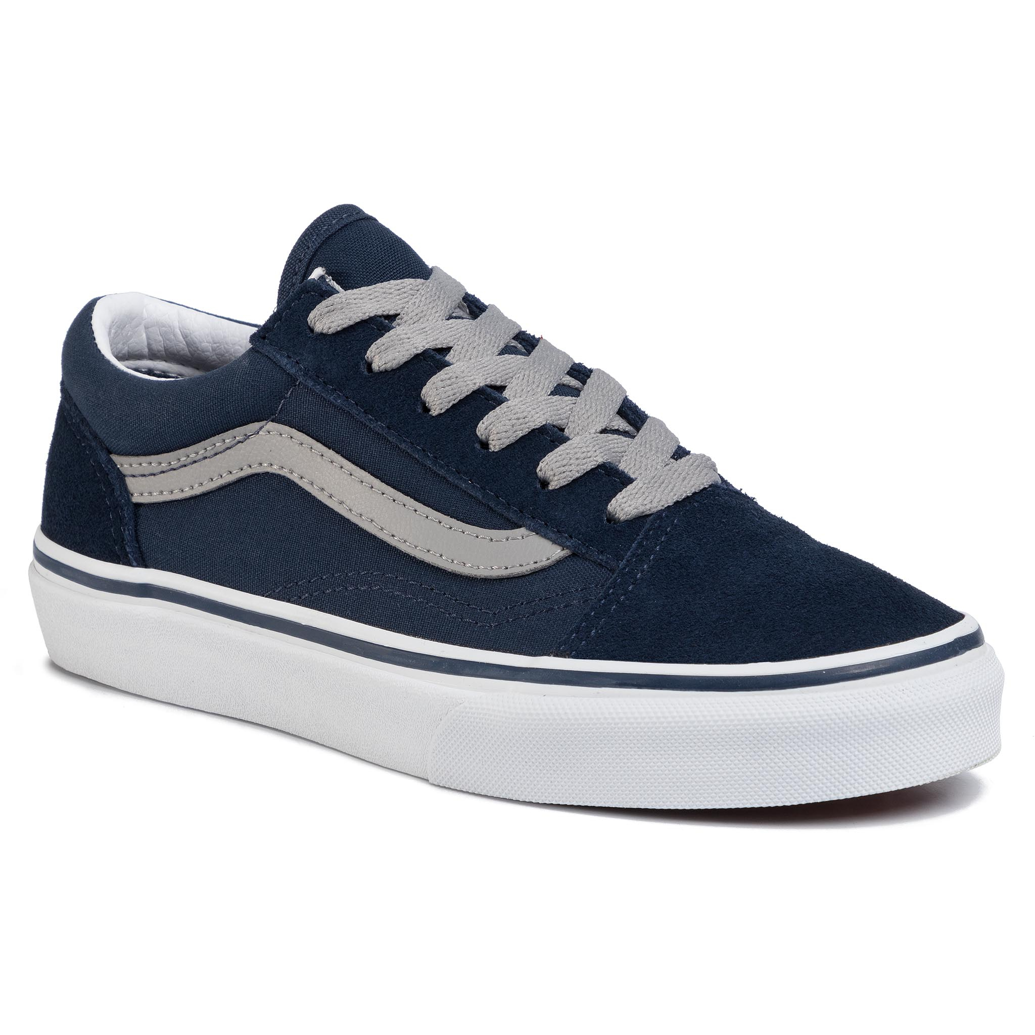 Teniși VANS - Old Skool VN0A4UHZWKN1 Dress Blues/Drizzle