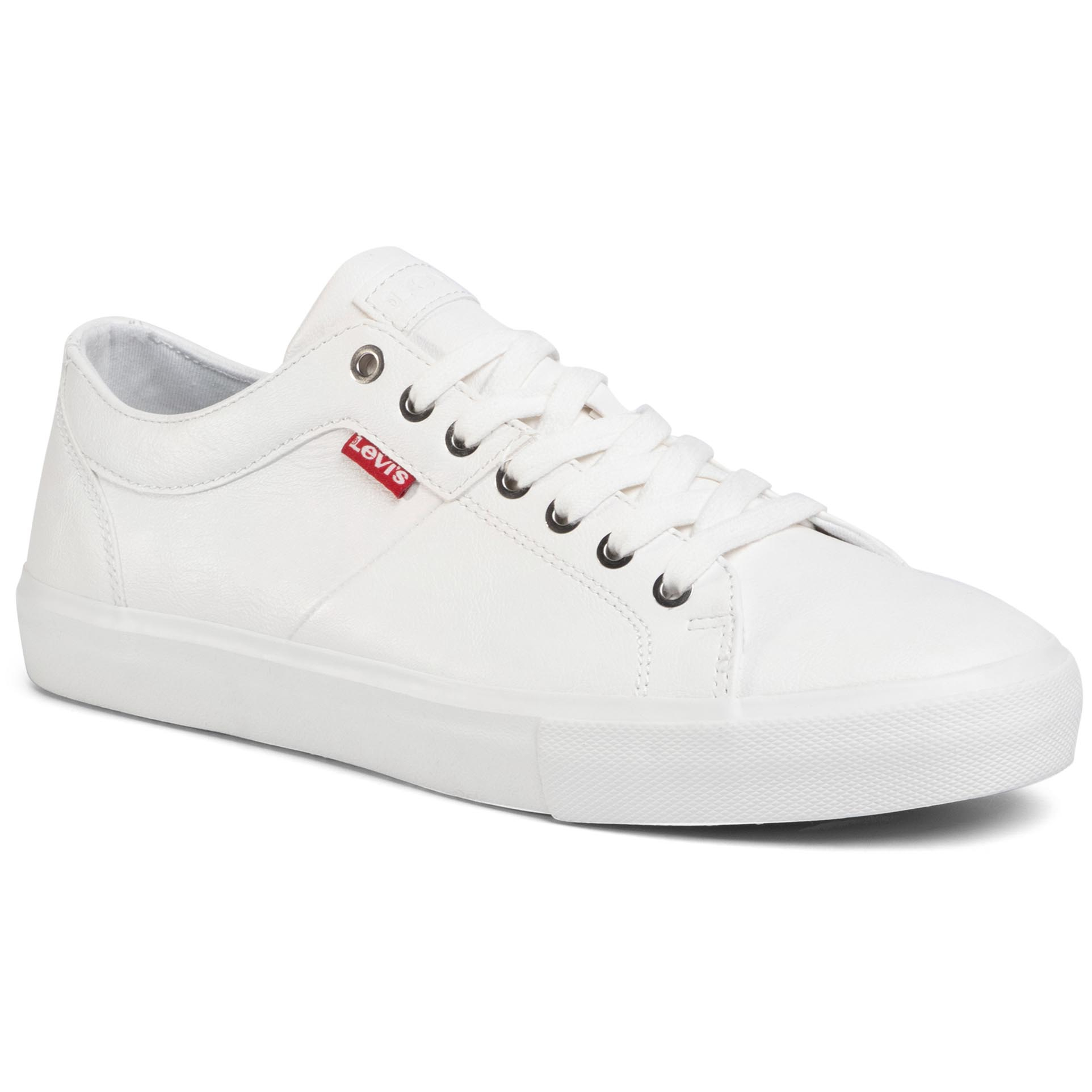Teniși Levi's - 231571-794-51 Regular White imagine epantofi.ro 2021