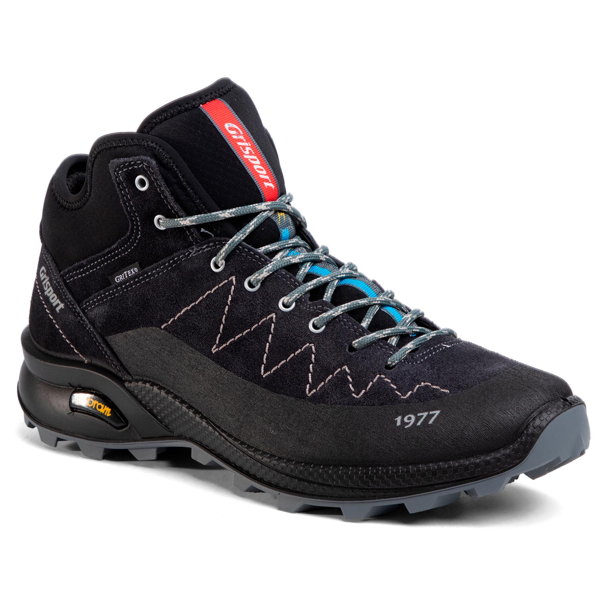 Trekkings Grisport - 13143v16g Deep Vesuvio imagine epantofi.ro 2021