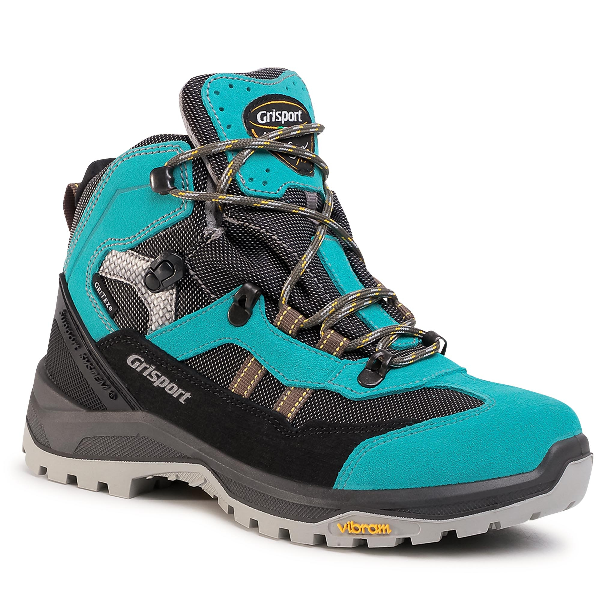 Trekkings Grisport - 14407s11g Turchese imagine epantofi.ro 2021