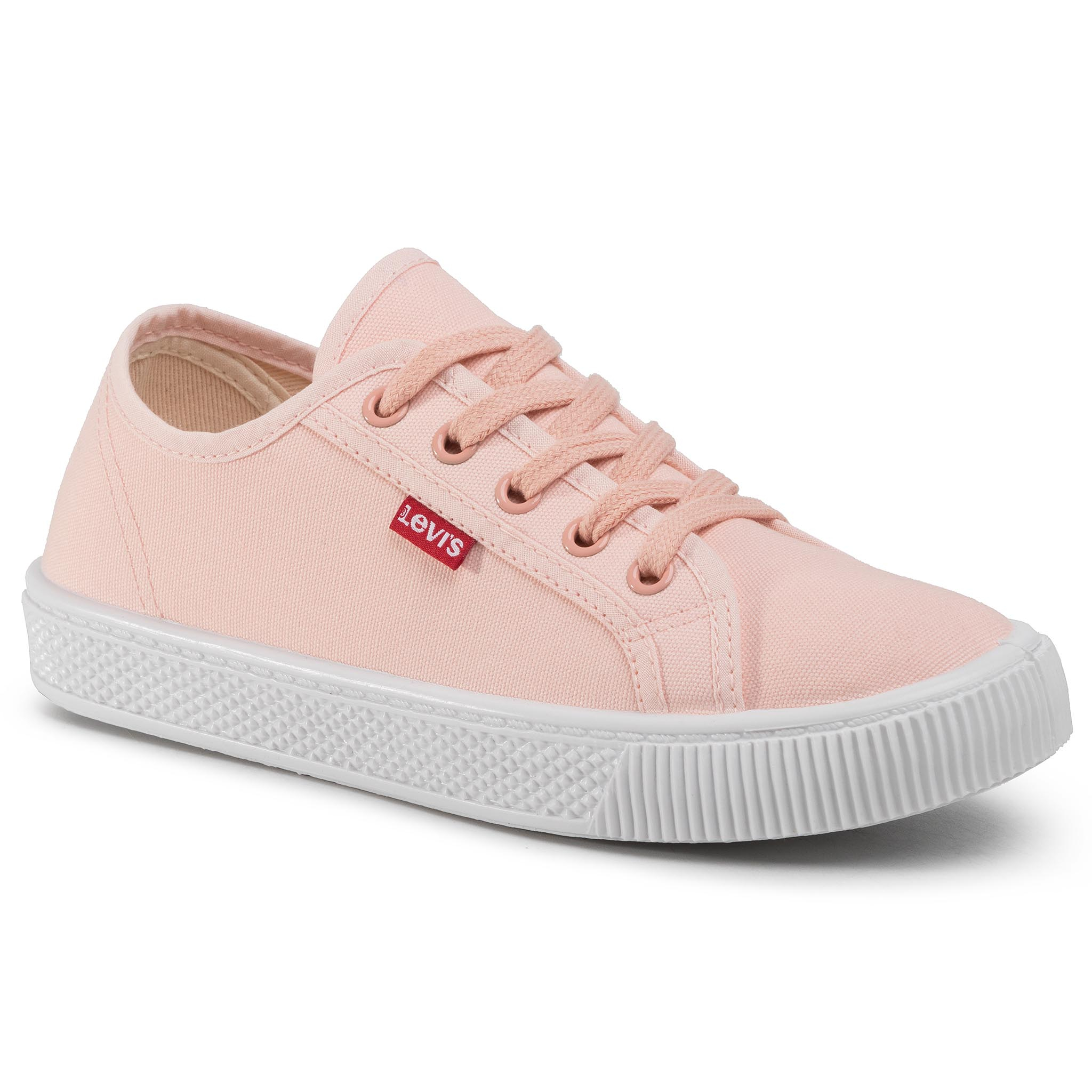 Teniși Levi's - 225849-38374-0061 Light Pink imagine epantofi.ro 2021
