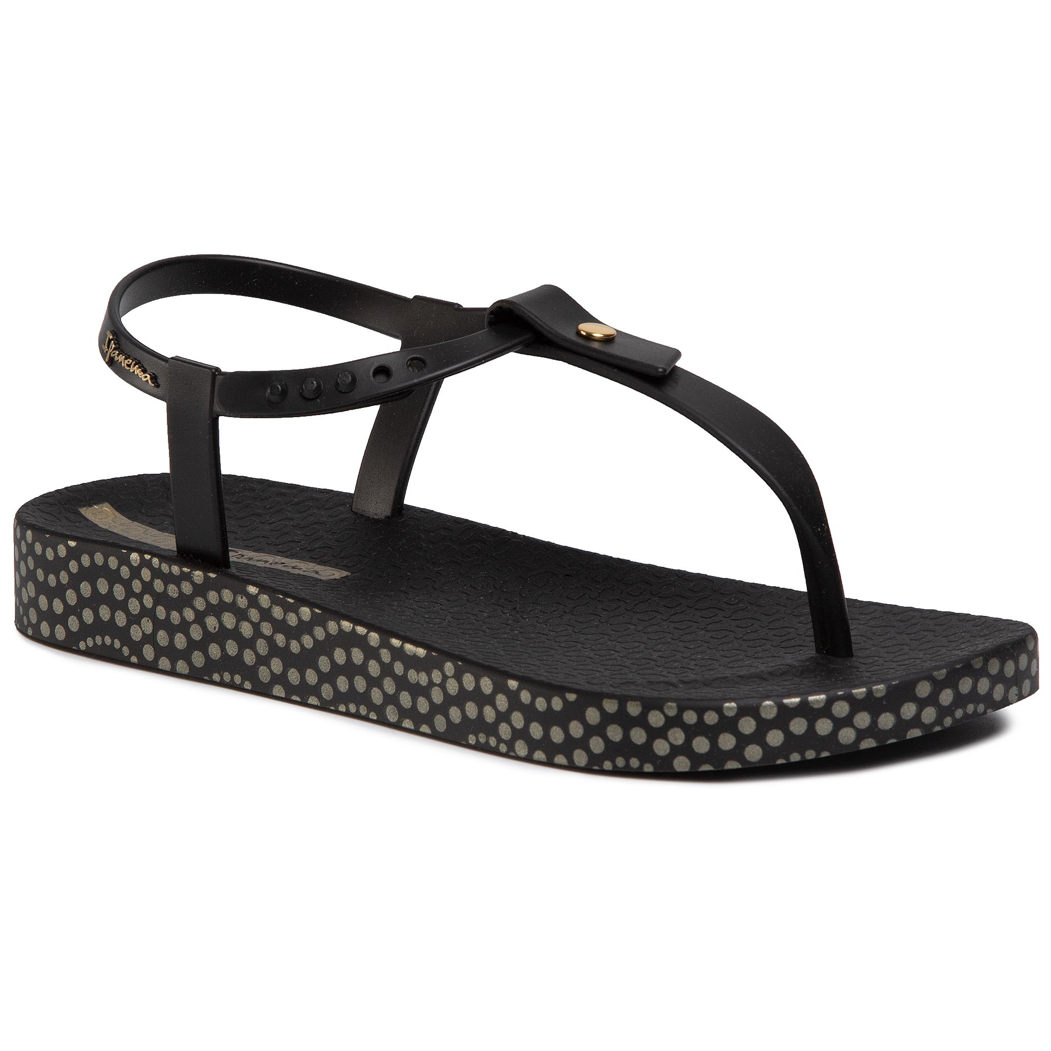 Sandale Ipanema - Bossa Soft Ii Sand 82876 Black/Black 20766 imagine epantofi.ro 2021