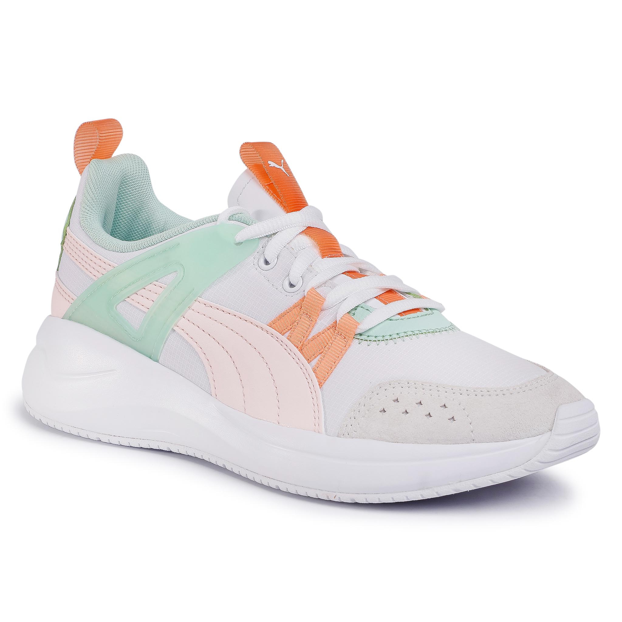 Sneakers PUMA - Nuage Run Cage 372708 01 Rosewater/Mist Green