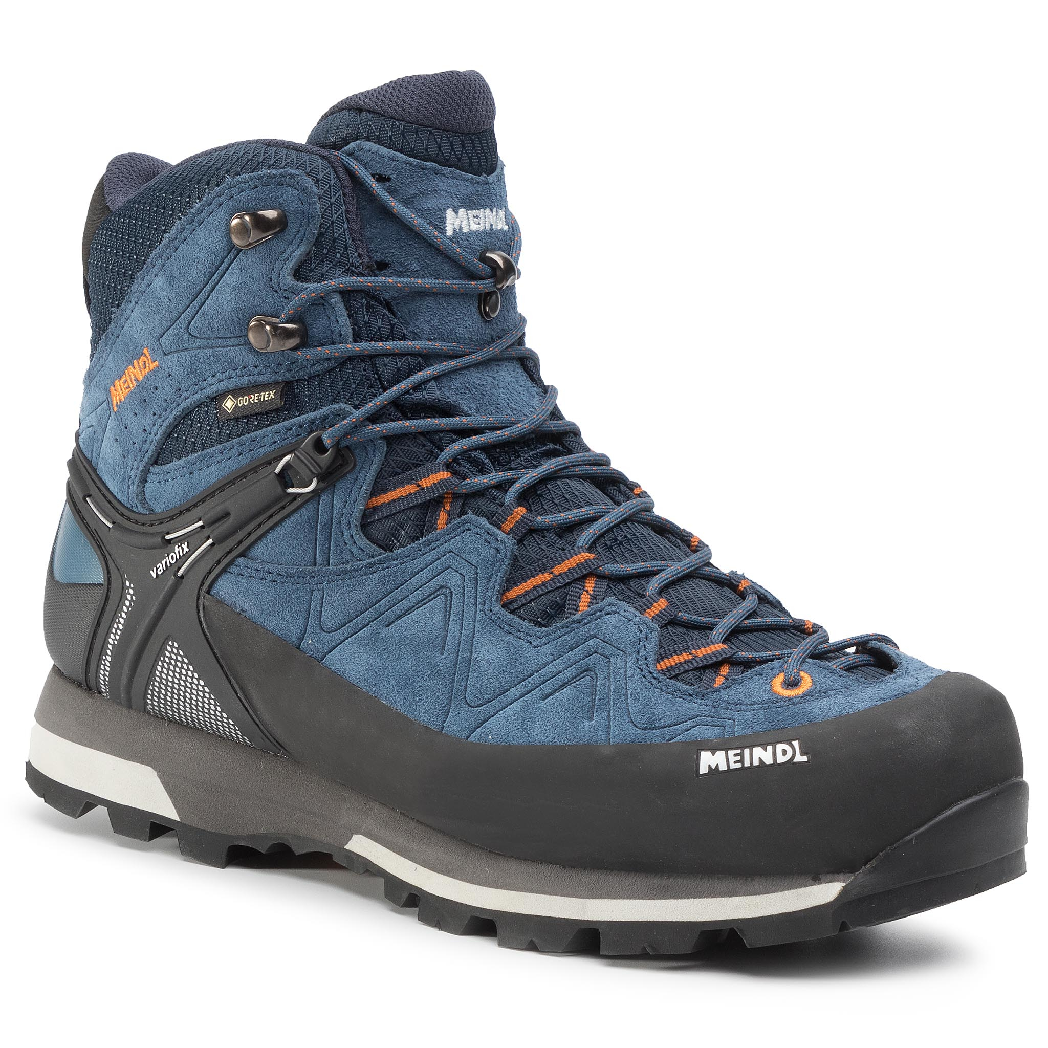 Trekkings Meindl - Tonale Gtx Gore-Tex 3844 Jeans/Orange 29 imagine epantofi.ro 2021
