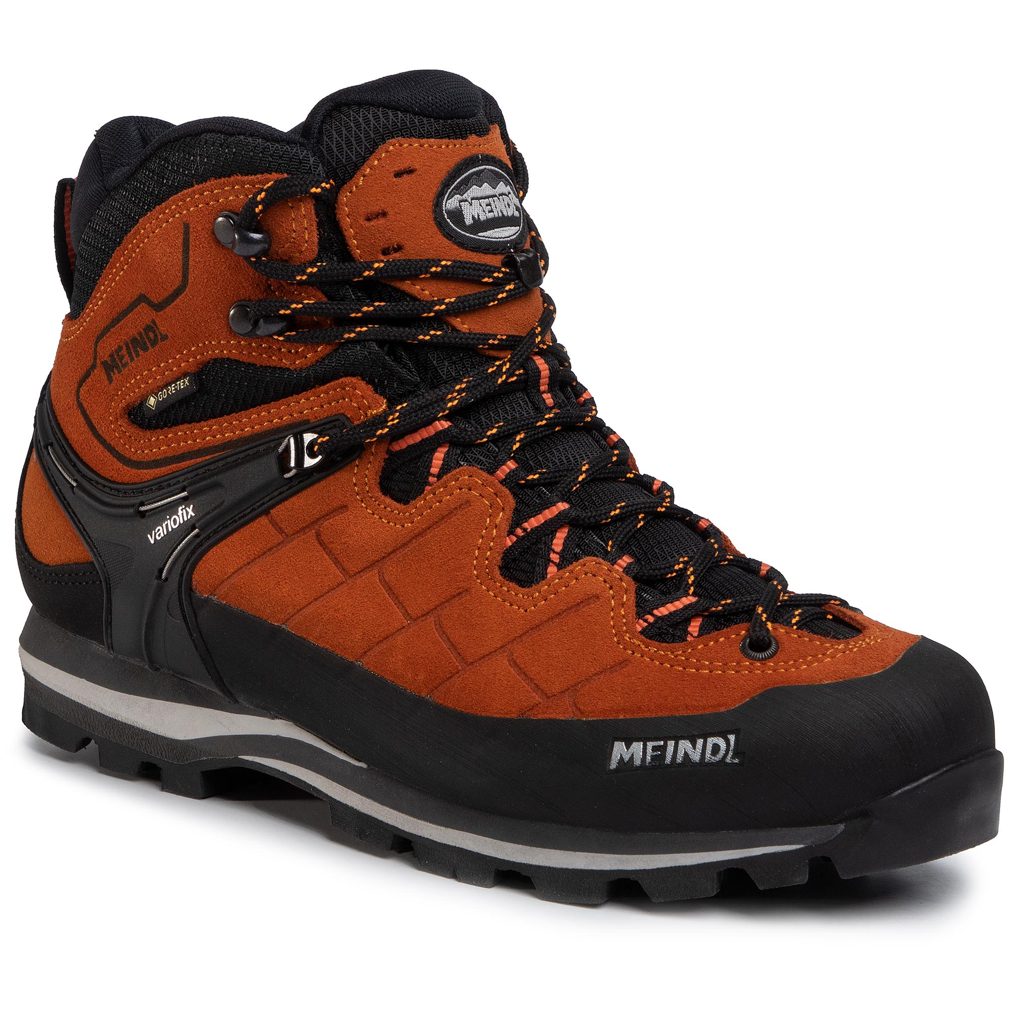 Trekkings Meindl - Litepeak Gtx Gore-Tex 3928 Orange/Schwarz 76 imagine epantofi.ro 2021