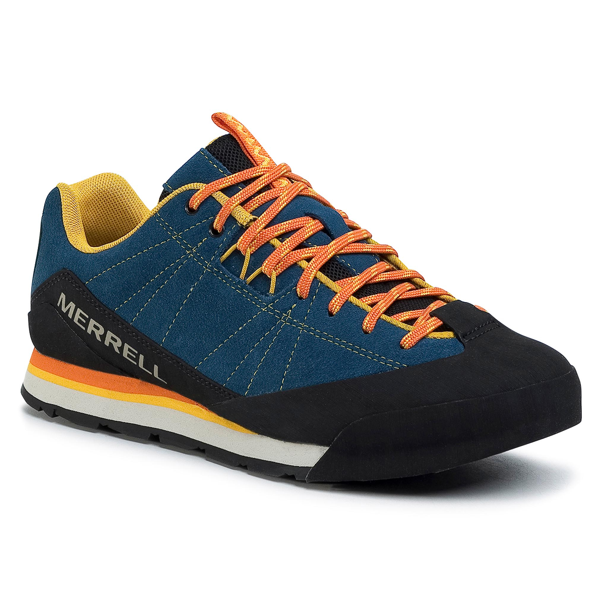 Trekkings Merrell - Catalyst Suede J000099 Sailor imagine epantofi.ro 2021