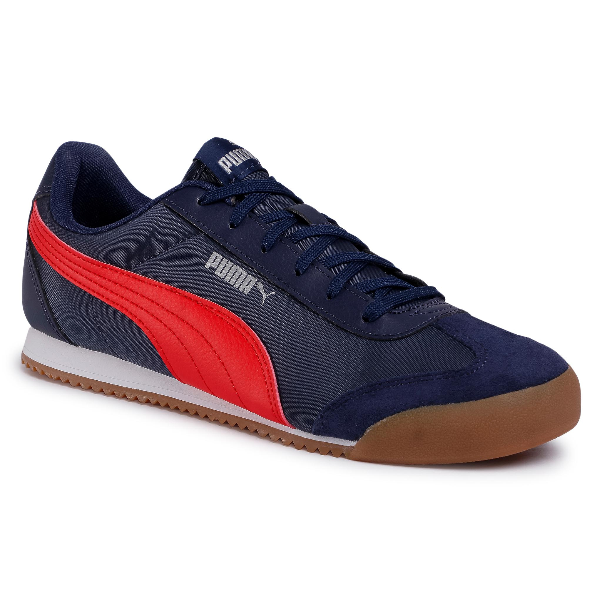 Sneakers PUMA - Turino Nl 371114 02 Peacoat/High Risk Red
