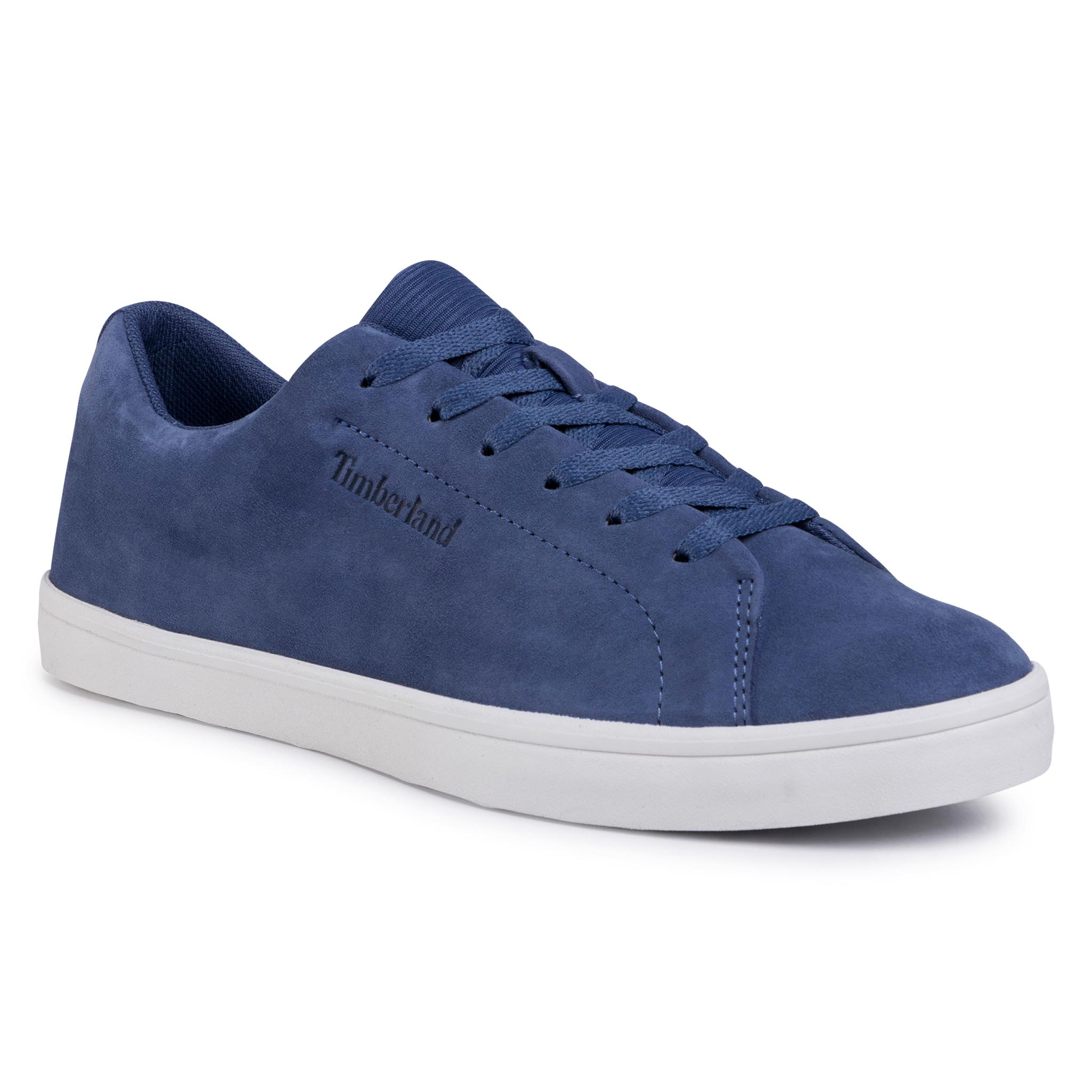 Teniși Timberland - Skape Park Oxford Medium Blue Suede imagine epantofi.ro 2021