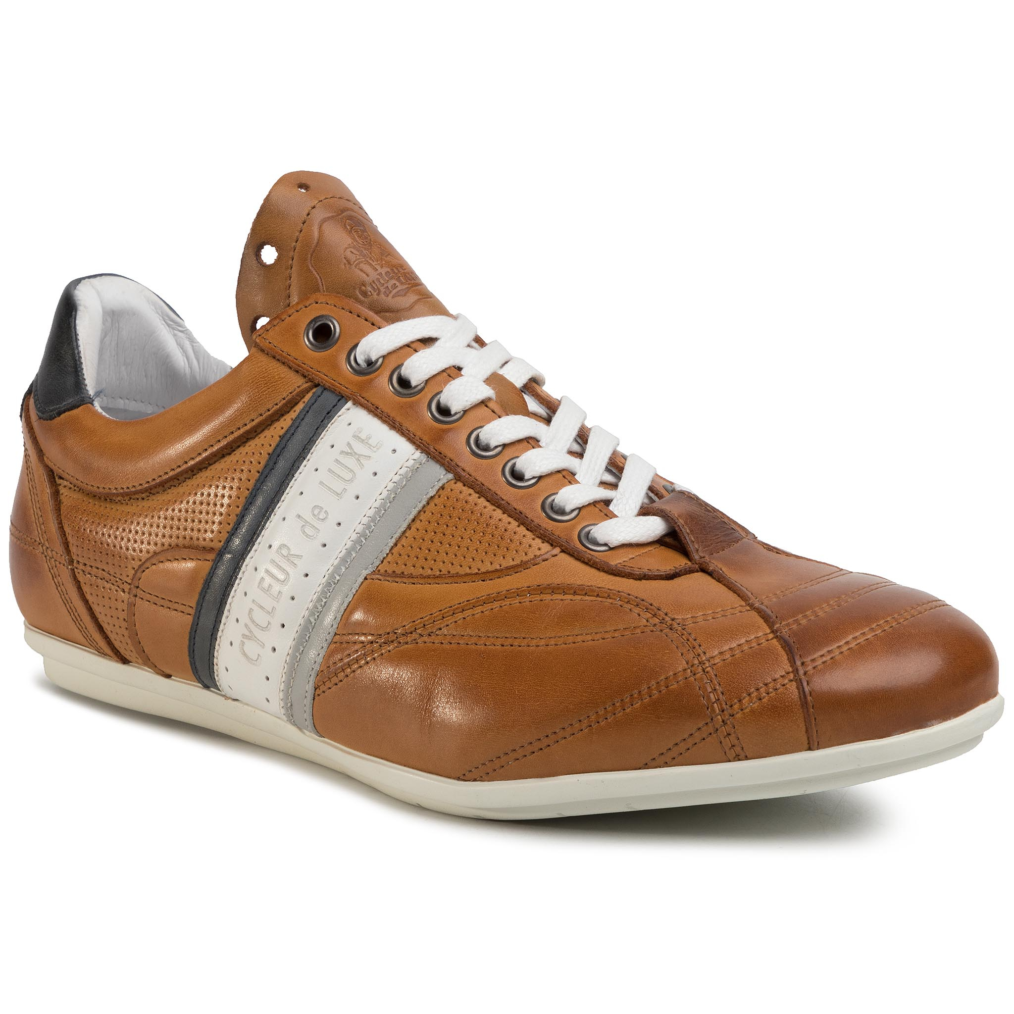 Sneakers CYCLEUR DE LUXE - Crush City CDLM201272 Cognac