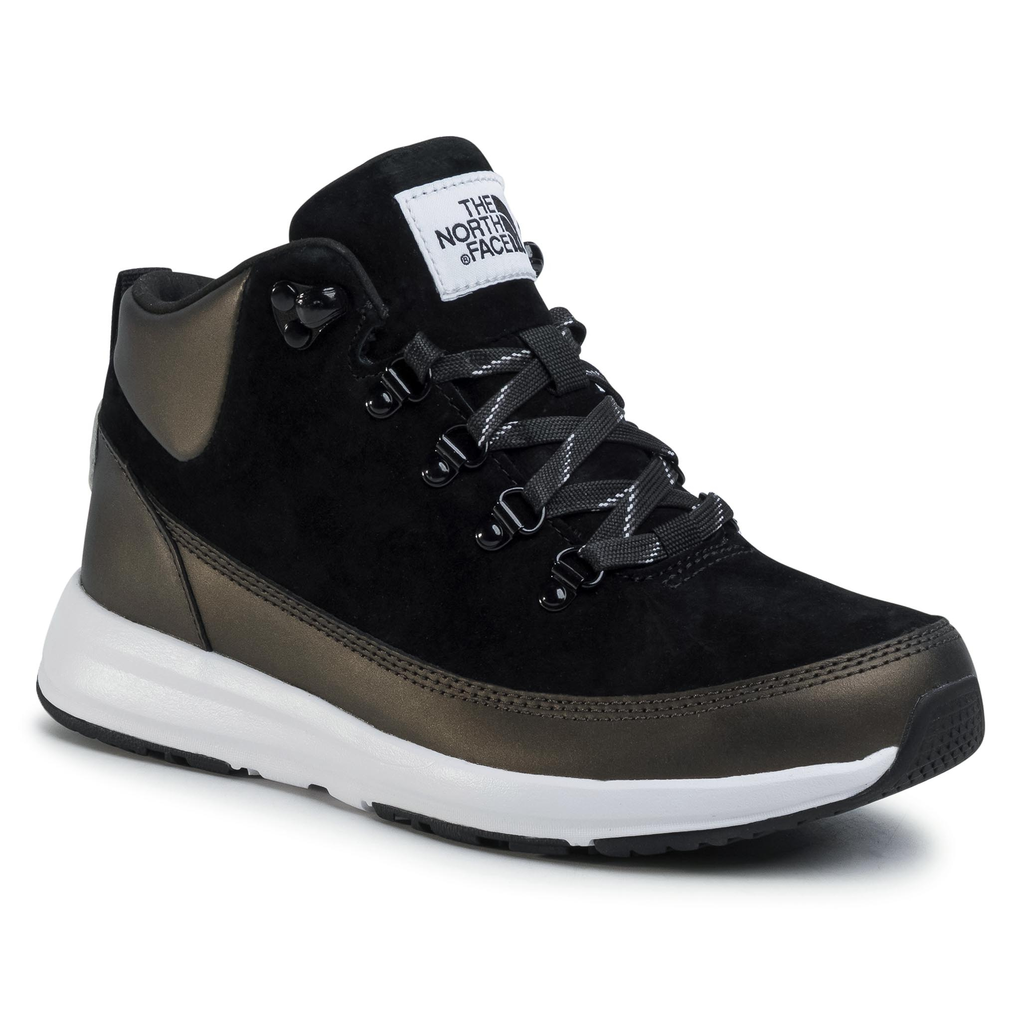Trekkings The North Face - Back-To Berkeley Redux Remtlz Lux Nf0a46avky4 Tnf Black/Tnf White imagine epantofi.ro 2021