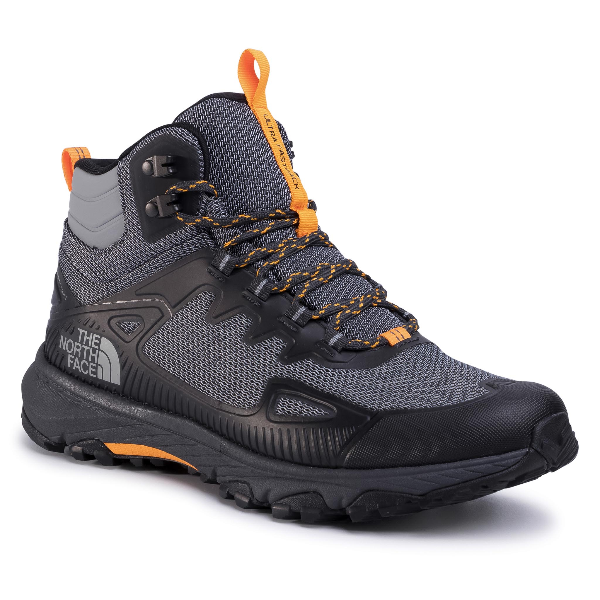Trekkings The North Face - Ultra Fastpack Iv Mid Futurelight Nf0a46bug3a Dark Shadow Grey/Griffin Grey imagine epantofi.ro 2021