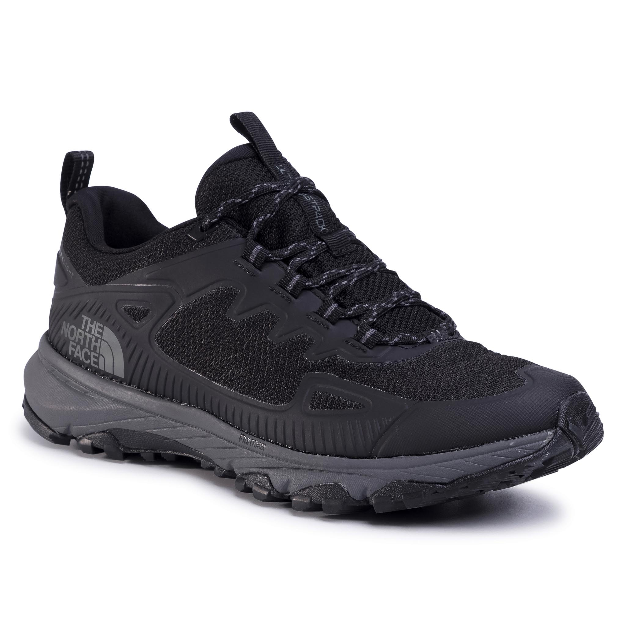 Trekkings The North Face - Ultra Fastpack Iv Futurelight Nf0a46bwkz2 Tnf Black/Zinc Grey imagine epantofi.ro 2021