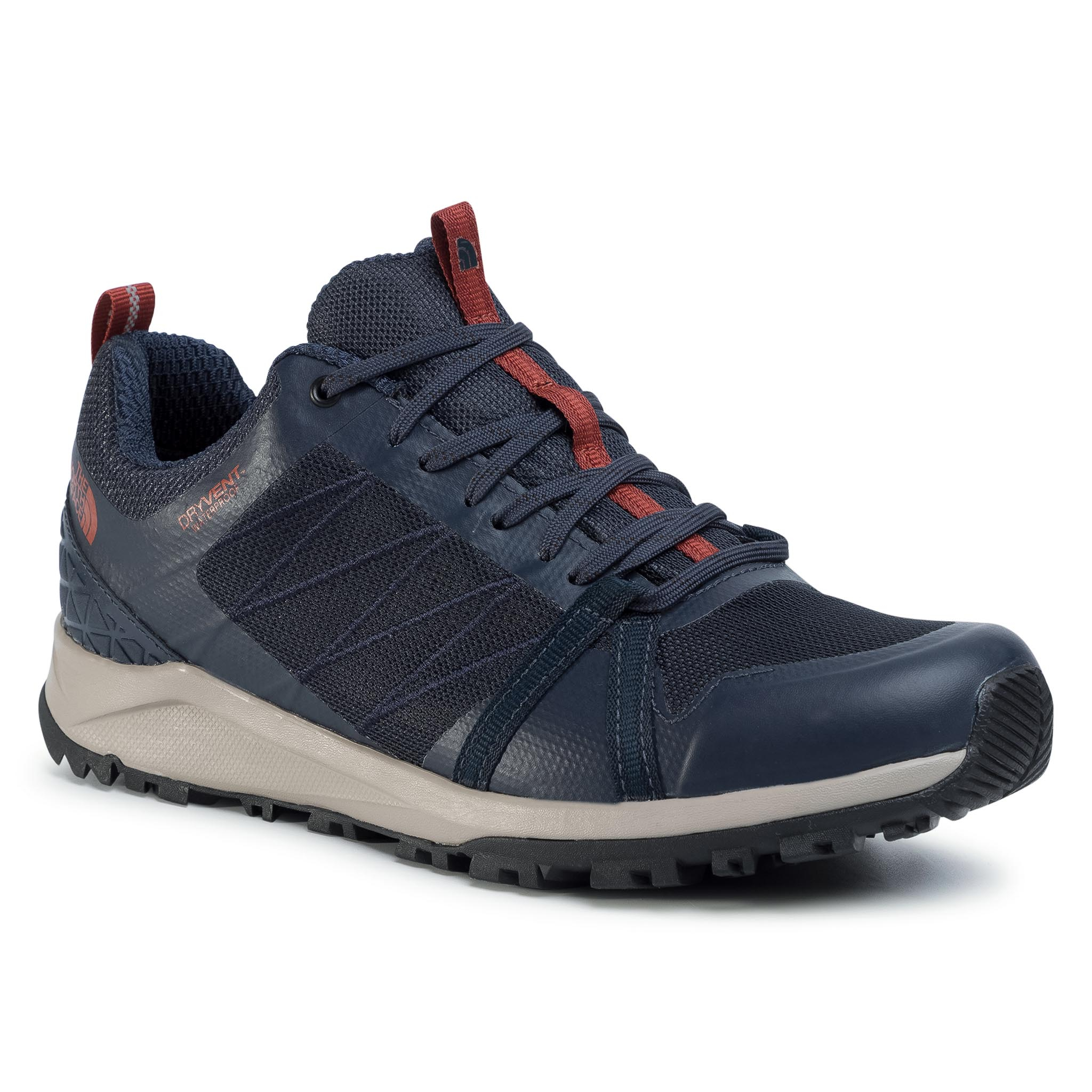 Trekkings The North Face - Litewave Fastpack Ii Wp Nf0a4pf3h551 Urban Navy/Picante Red imagine epantofi.ro 2021