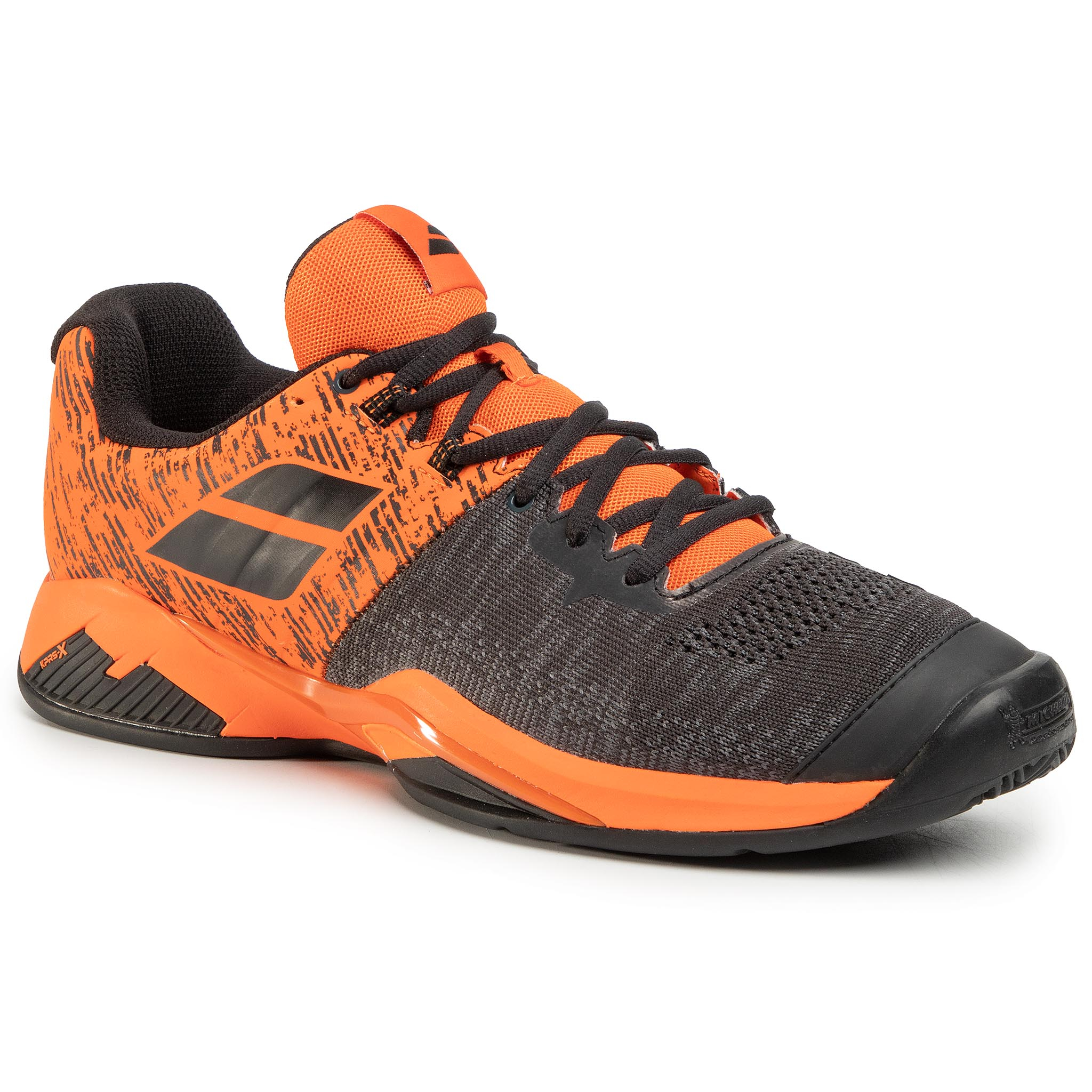 Pantofi Babolat - Propulse Blast Clay Men 30s20446 Black/Golden Poppy imagine epantofi.ro 2021