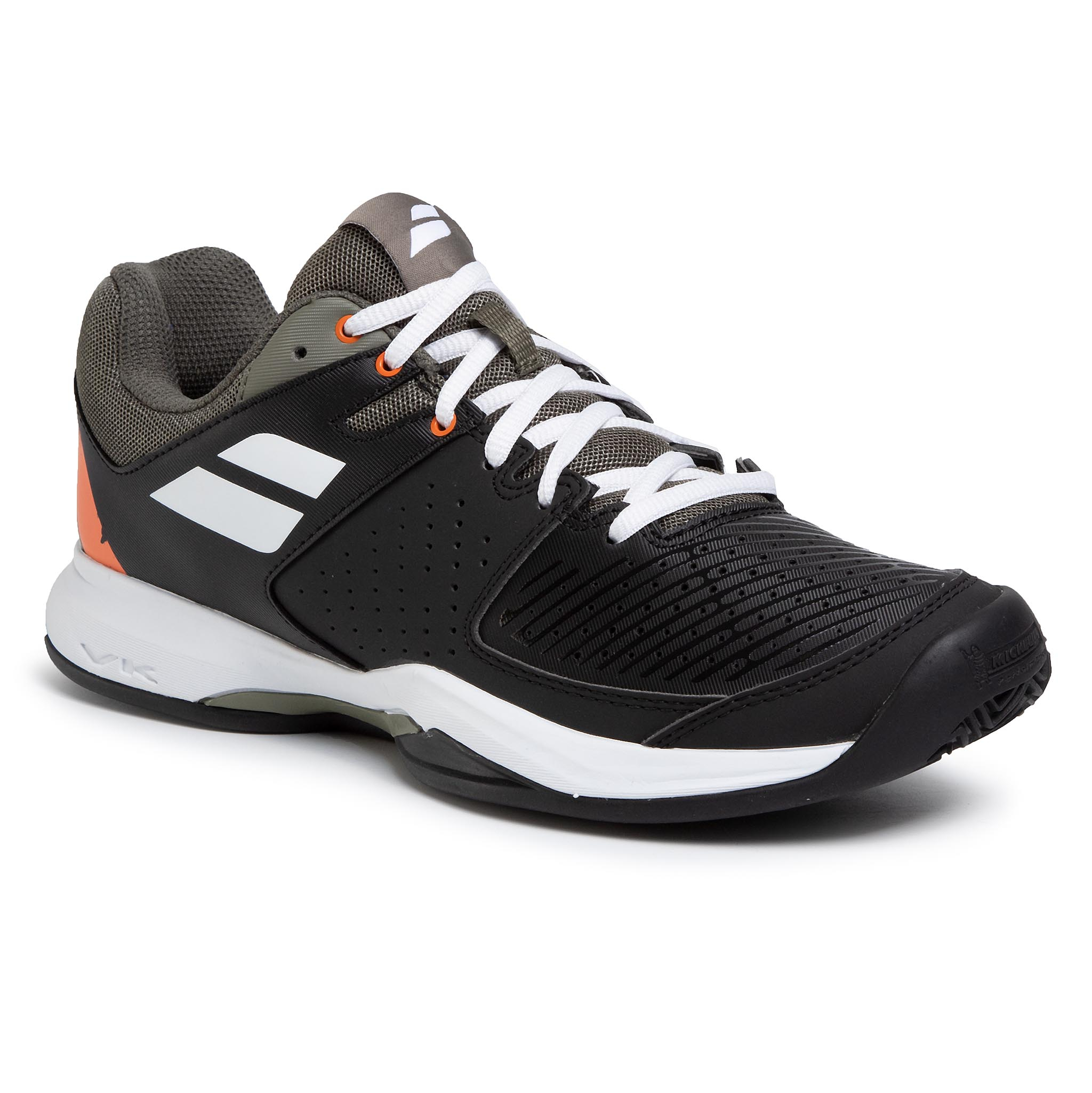 Pantofi Babolat - Pulsion Clay 30s20346 Black/Burnt Olive imagine epantofi.ro 2021