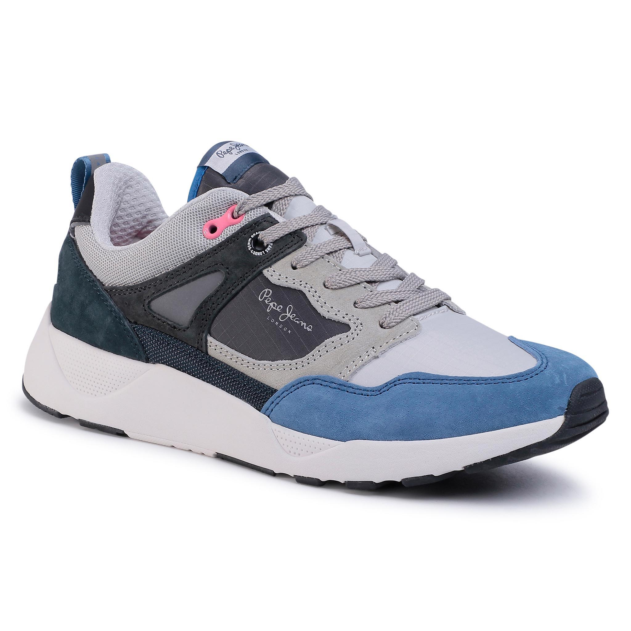 Sneakers PEPE JEANS - Orbital 2.1 PMS30598 French Blue 541