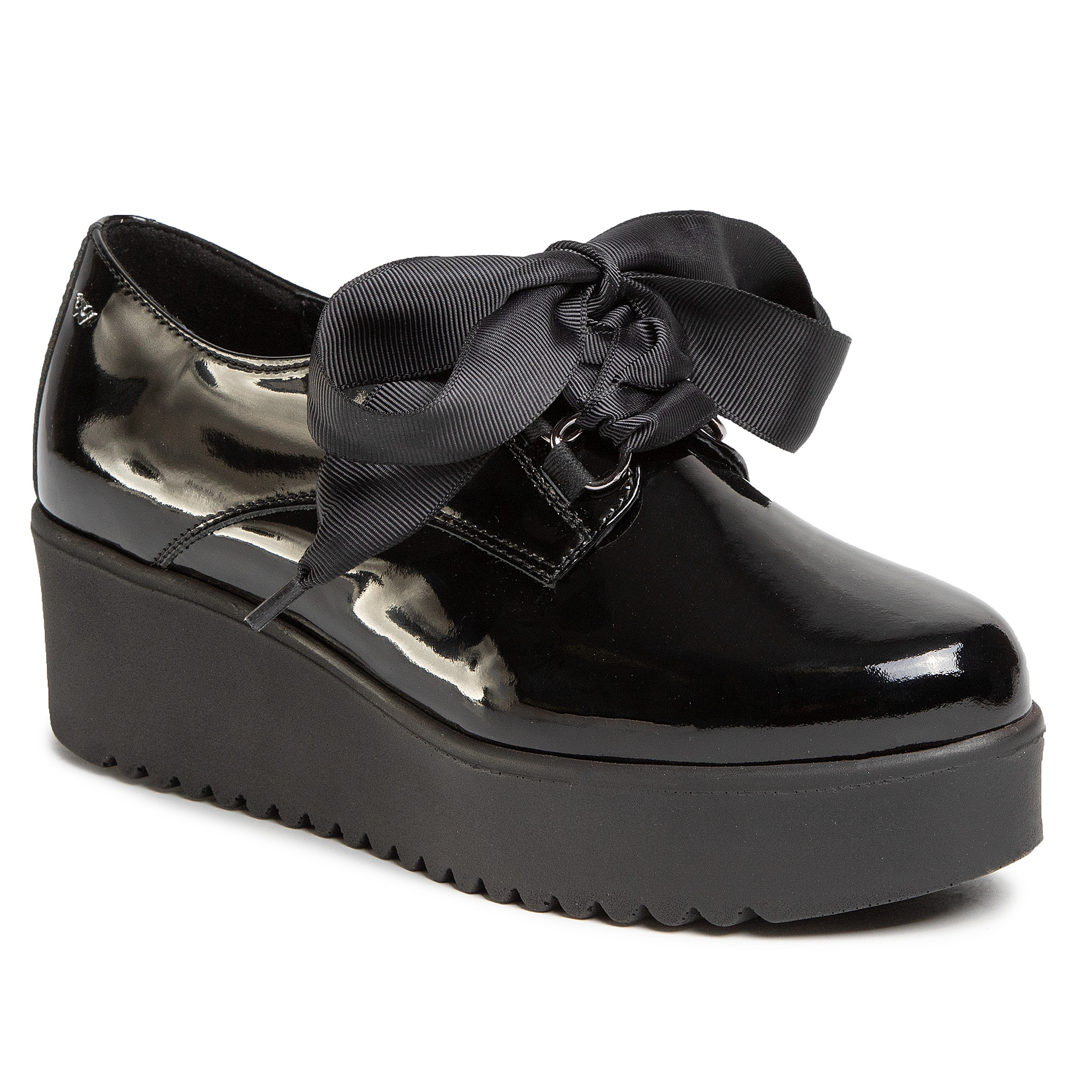 Oxford Wojas - 46043-31 Negru imagine epantofi.ro 2021