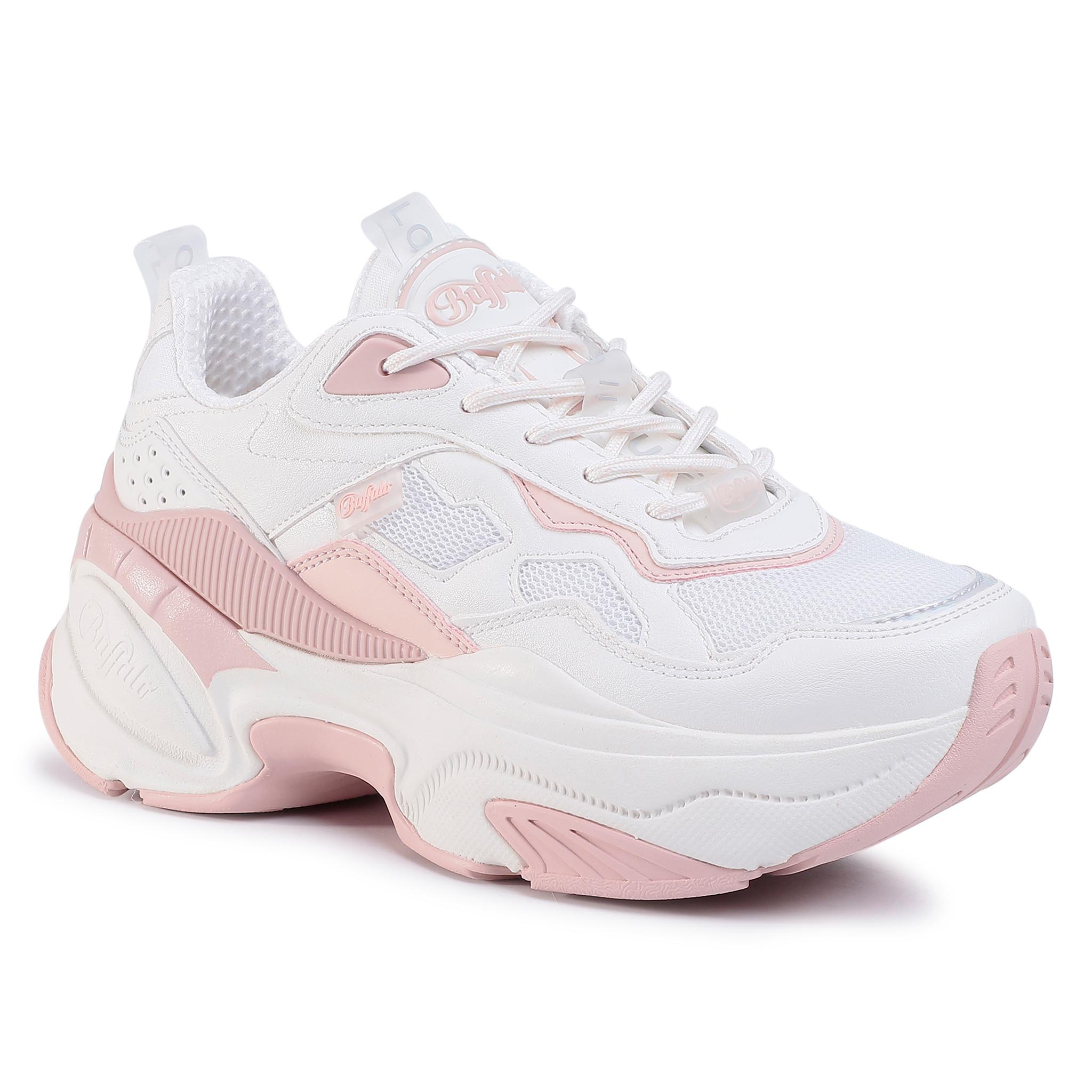 Sneakers BUFFALO - Crevis P1 BN16302971 Cream/Rose
