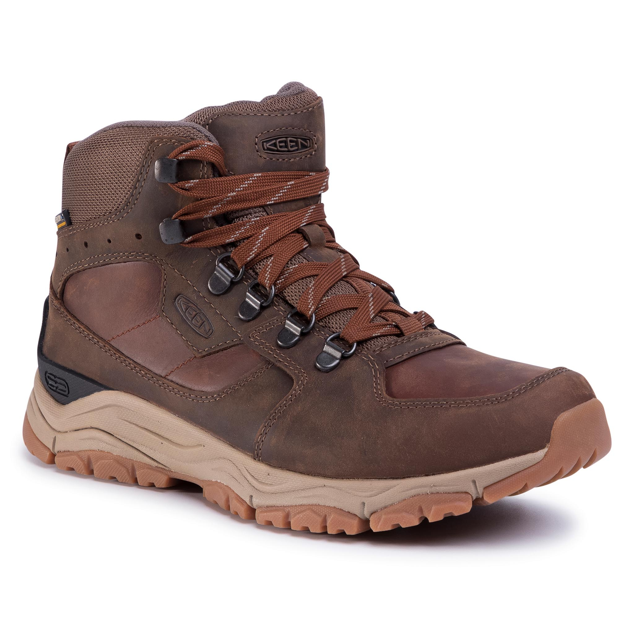 Trekkings KEEN - Innate Leather Mid Wp 1021626 Musk
