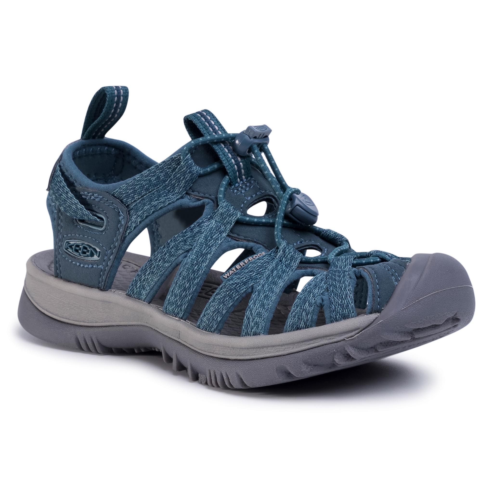 Sandale KEEN - Whisper 1022809 Smoke Blue
