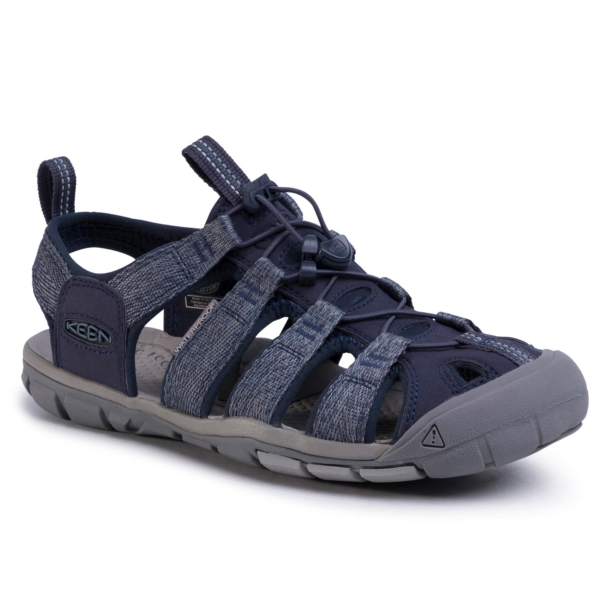 Sandale KEEN - Clearwater Cnx 1022962 Blue/Steel Grey