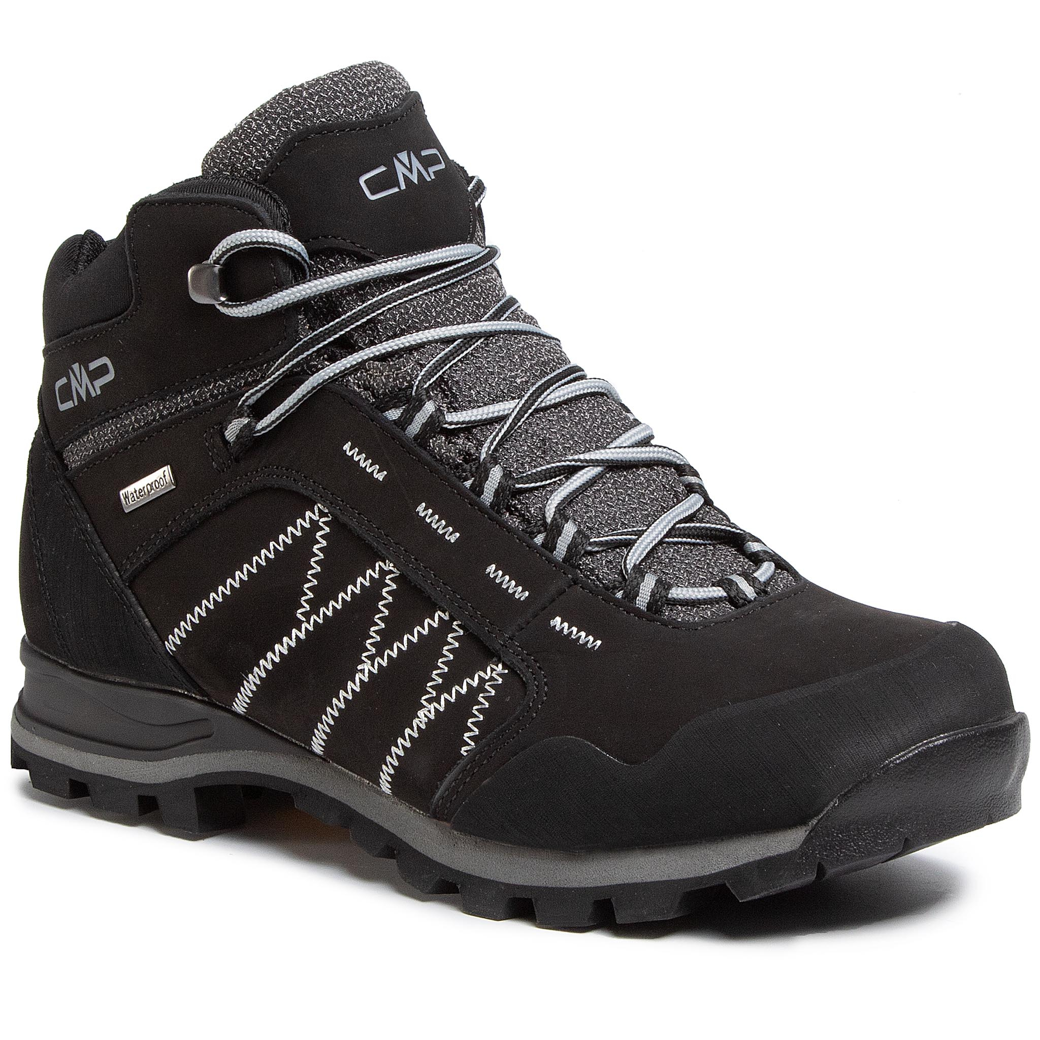 Trekkings Cmp - Thiamat Mid Trekking Shoe Wp 30q9567 Nero U901 imagine epantofi.ro 2021