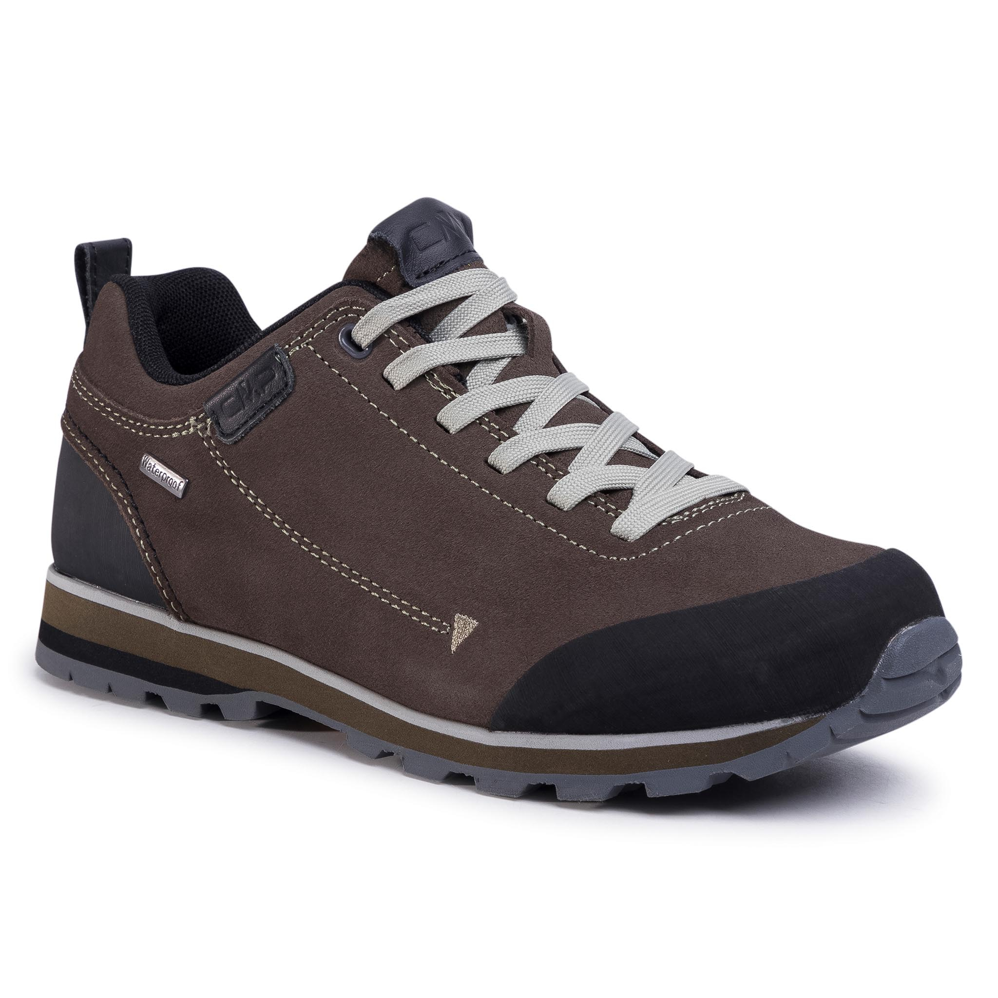Trekkings Cmp - Elettra Low Hiking Shoe Wp 38q4617 Wood/Arena 06pe imagine epantofi.ro 2021