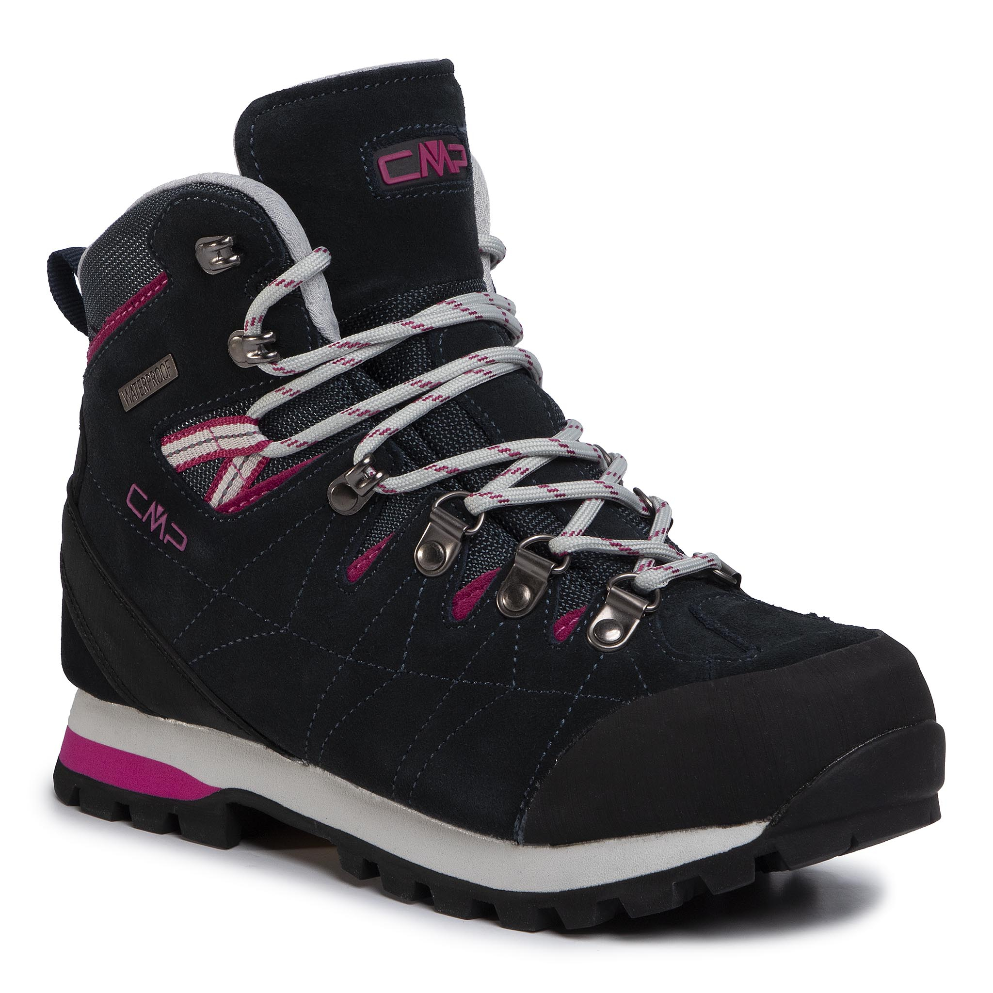 Trekkings Cmp - Arietis Wmn Trekking Shoes Wp 38q9986 Antracite/Bounganville 54ue imagine epantofi.ro 2021