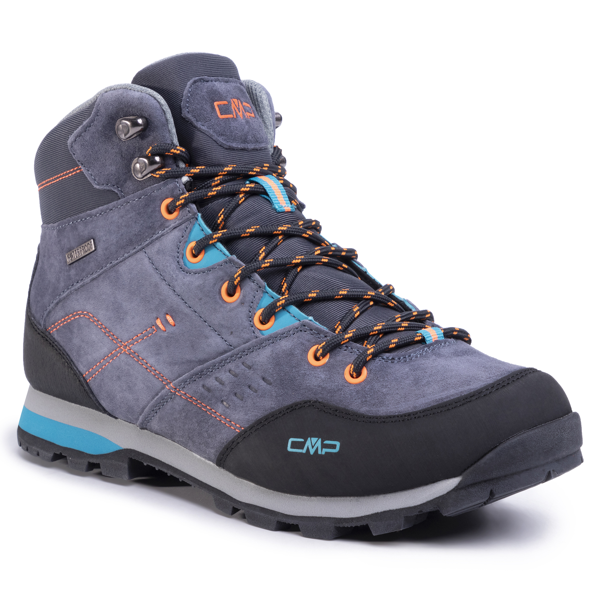 Trekkings Cmp - Alcor Mid Trekking Shoes Wp 39q4907 Antarcite U423 imagine epantofi.ro 2021