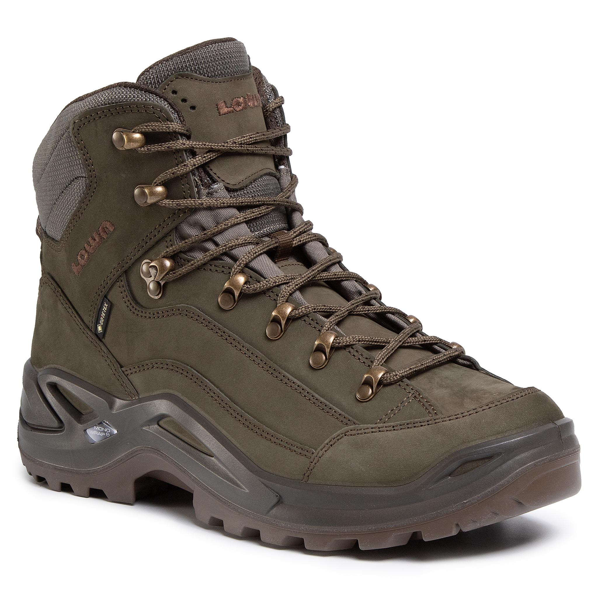 Trekkings Lowa - Renegade Gtx Mid Gore-Tex 310945 Basil 0724 imagine epantofi.ro 2021