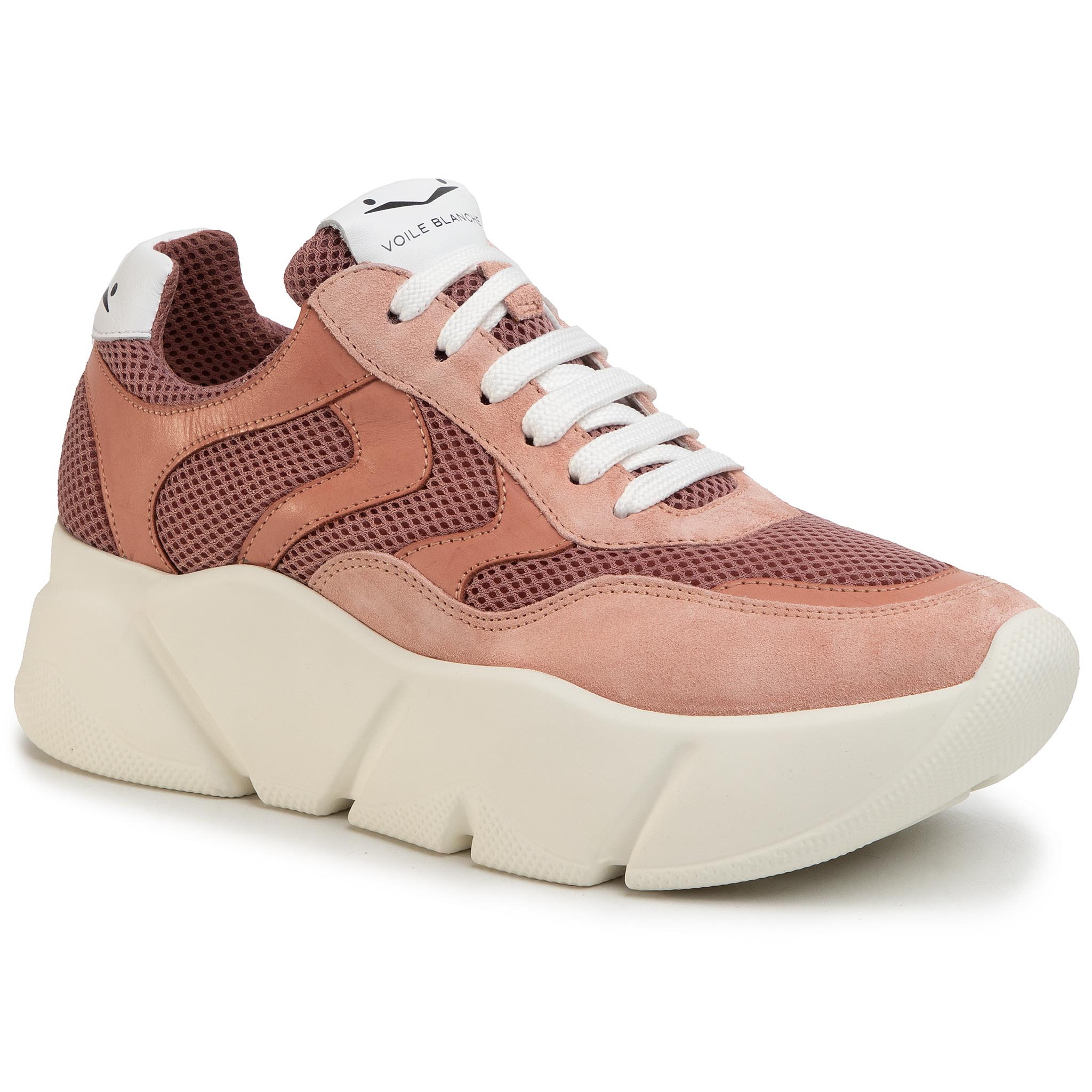 Sneakers VOILE BLANCHE - Monster 0012013532.06.0M02 Rosa