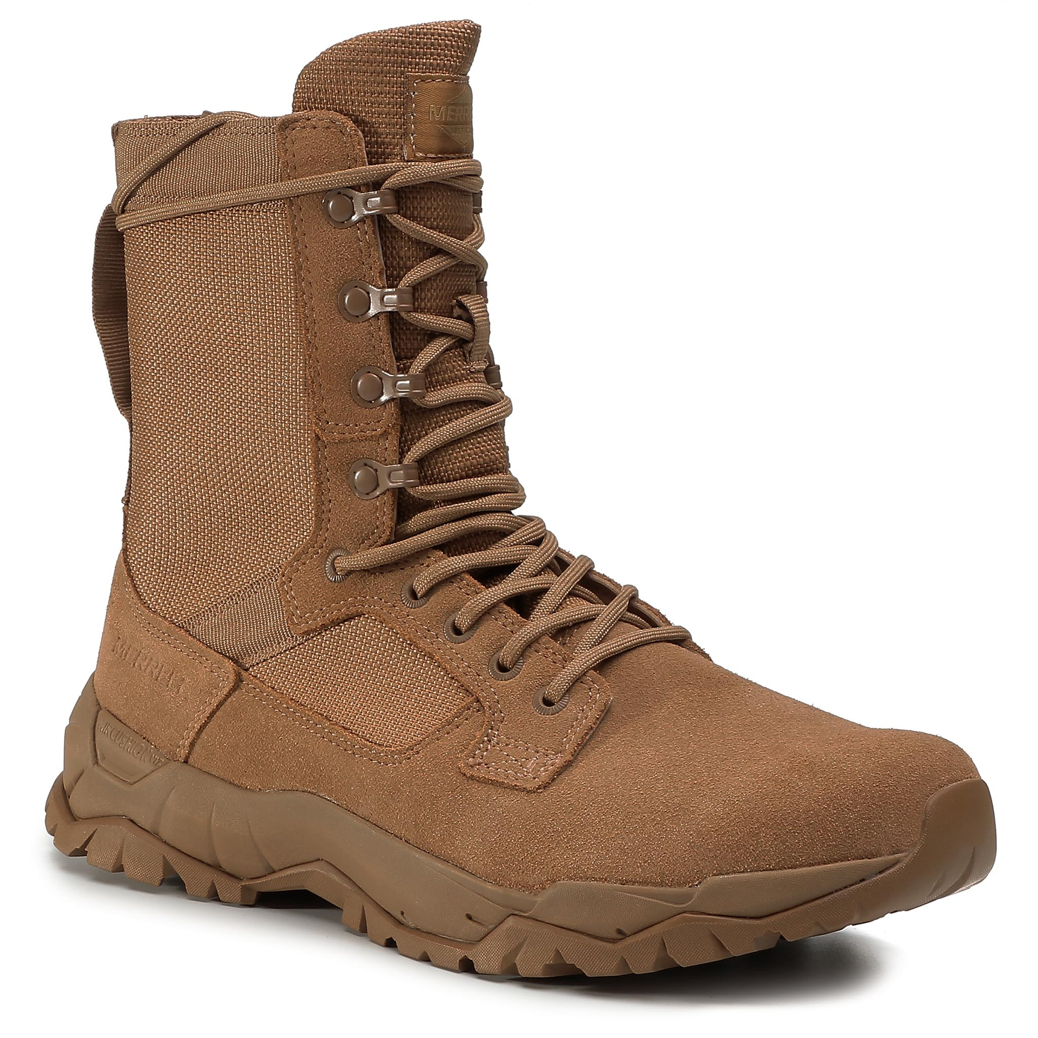 Pantofi Merrell - Mqc 2 Tactical J099375 Coyote imagine epantofi.ro 2021
