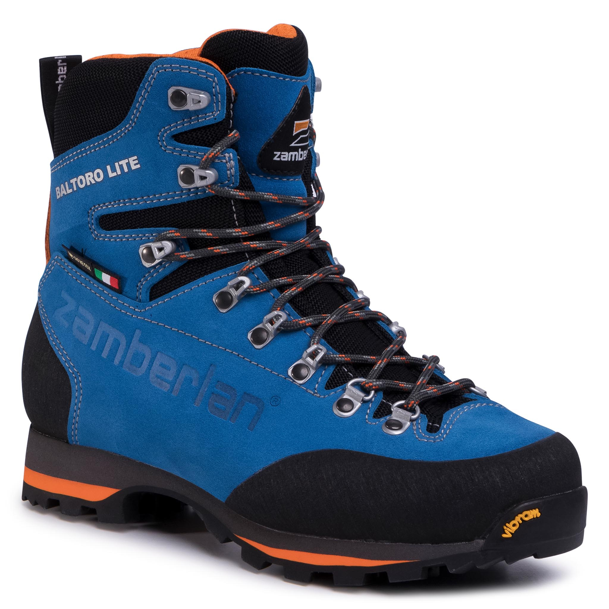 Trekkings Zamberlan - 1110 Baltoro Lite Gtx Gore-Tex Royal Blue imagine epantofi.ro 2021