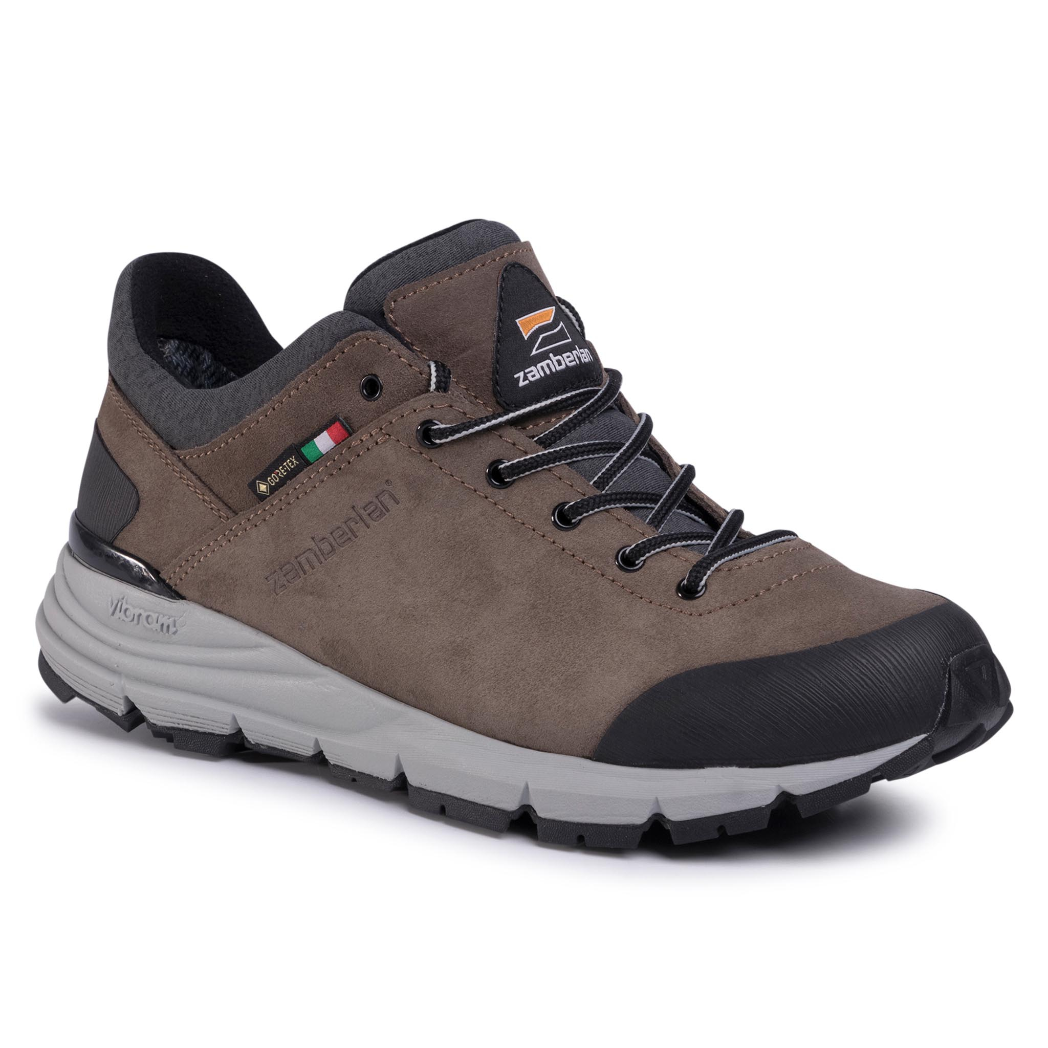 Trekkings Zamberlan - 205 Stroll Gtx Gore-Tex Brown imagine epantofi.ro 2021