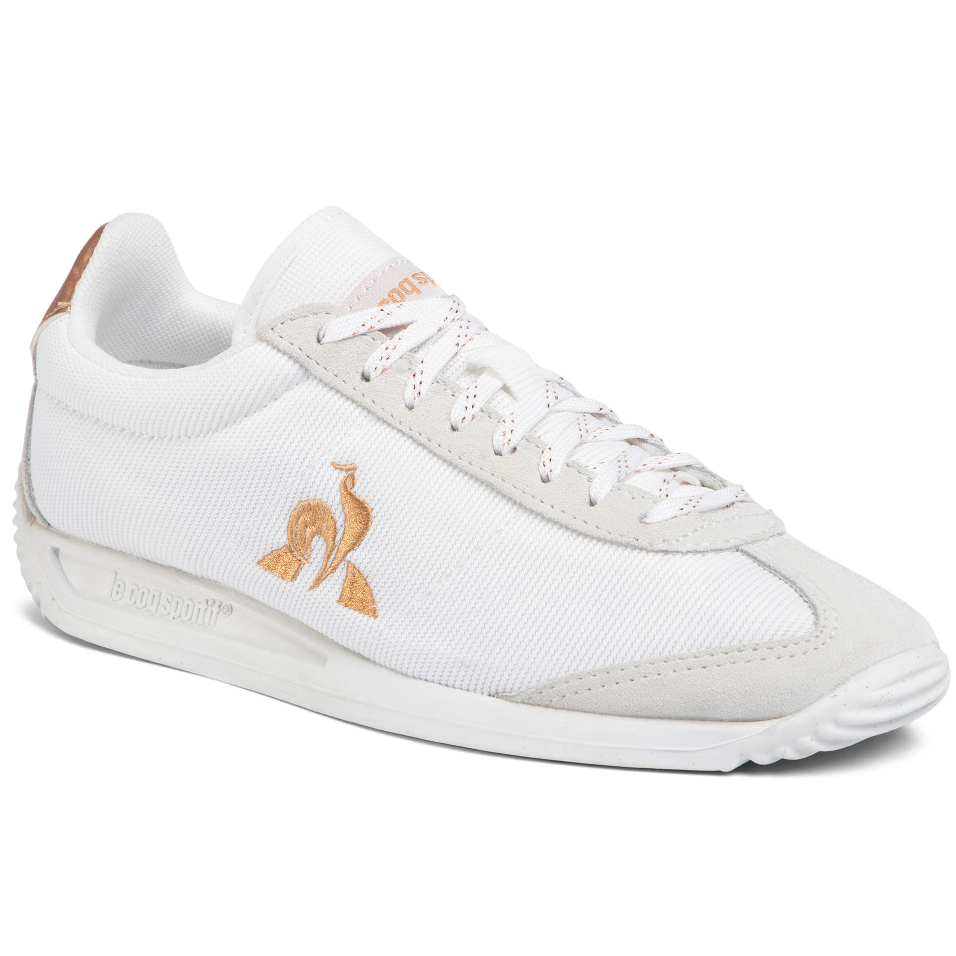 Sneakers LE COQ SPORTIF - Quartz W 2010330 Optical White/Rose Gold