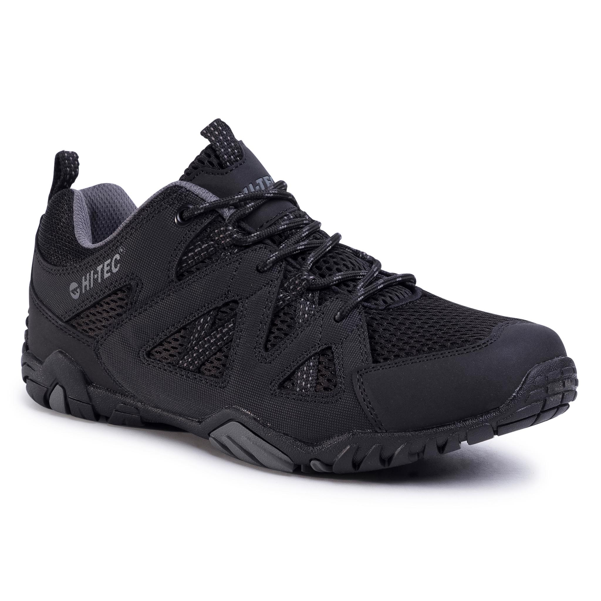 Trekkings Hi-Tec - Rano Avs-Ss20-Ht-01-Q1 Black/Dark Grey imagine epantofi.ro 2021