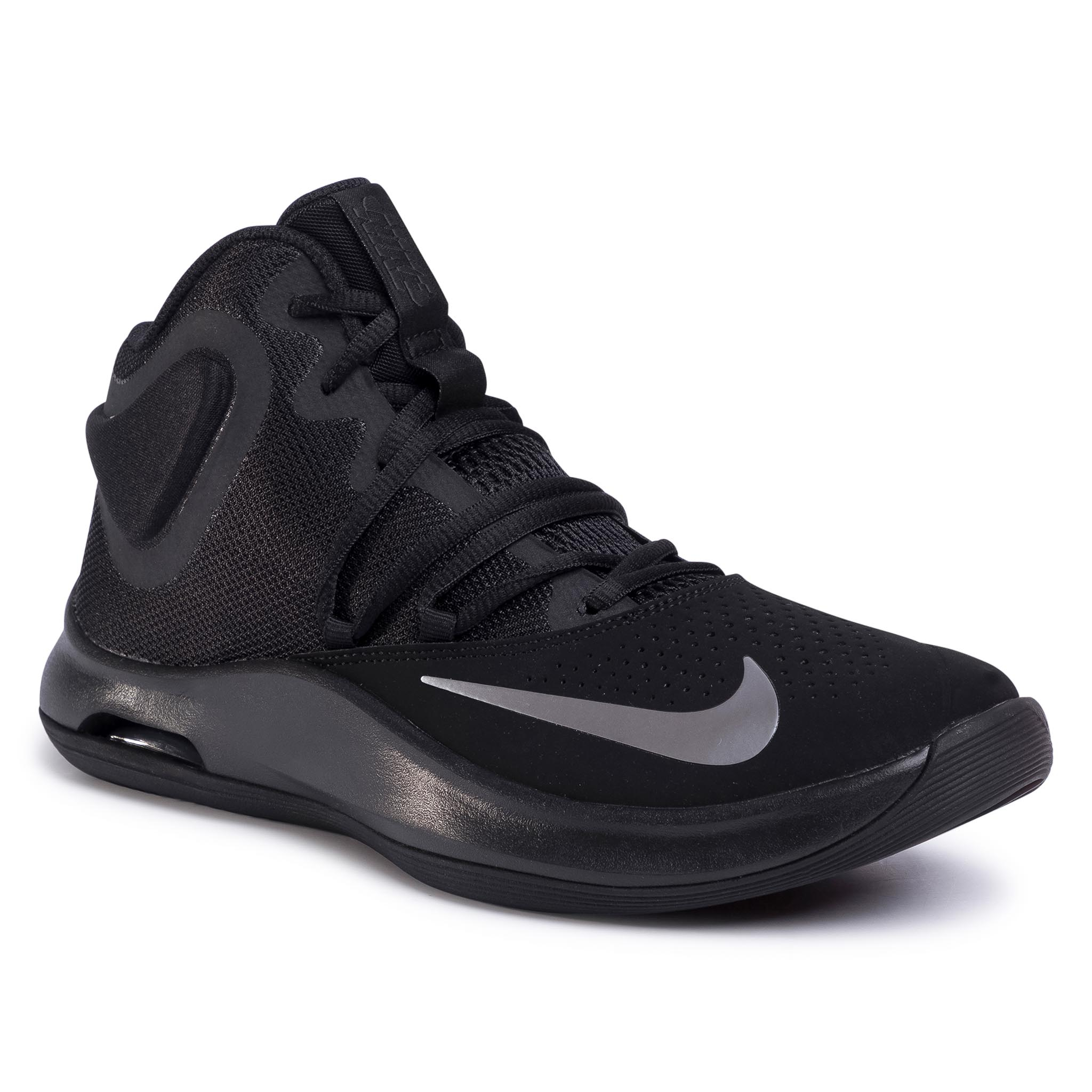 Pantofi Nike - Air Versitile Iv Nbk Cj6703 001 Black/Mtlc Cool Grey imagine epantofi.ro 2021