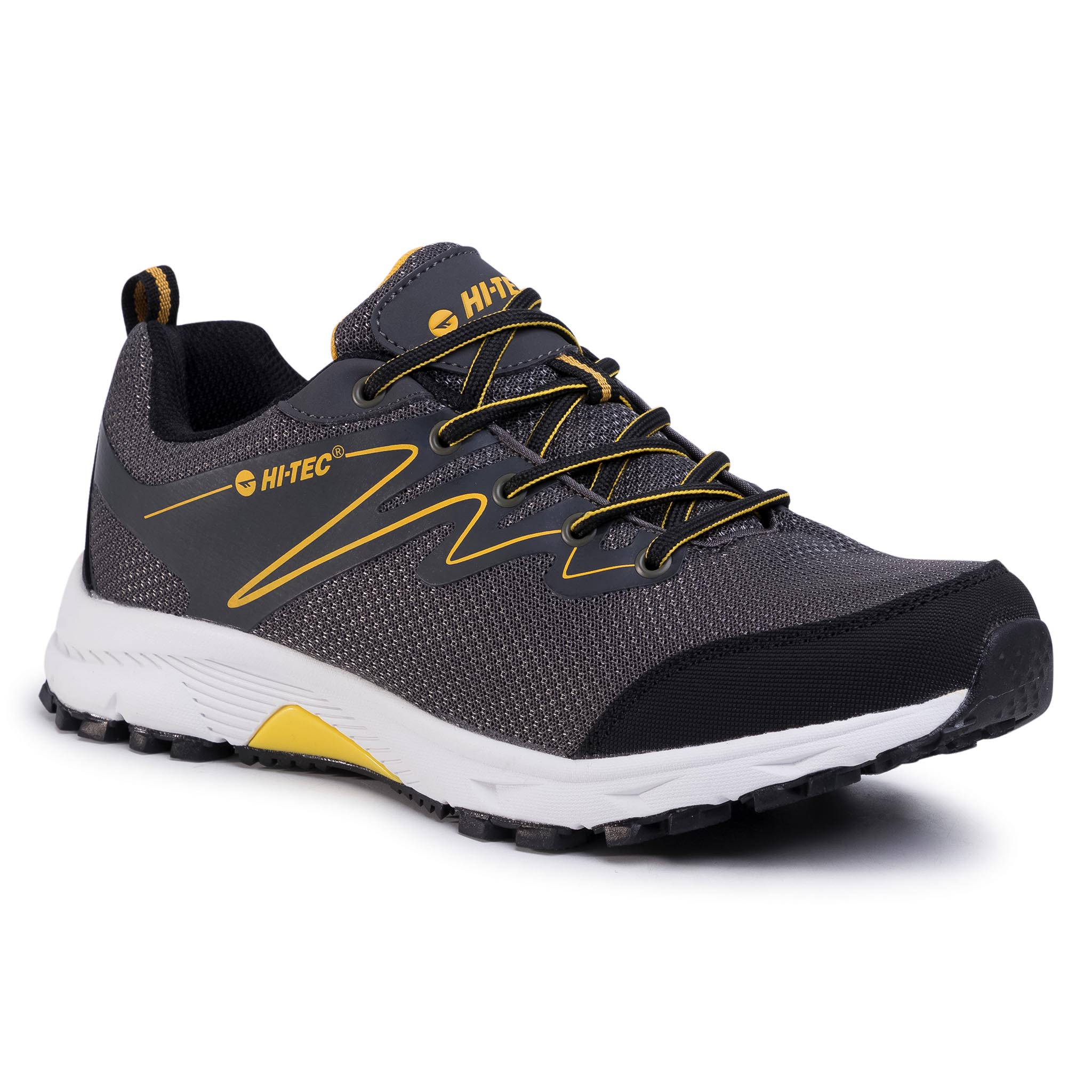 Trekkings HI-TEC - Gosen AVS-SS20-HT-01-Q1 Black/Dark Grey/Corn