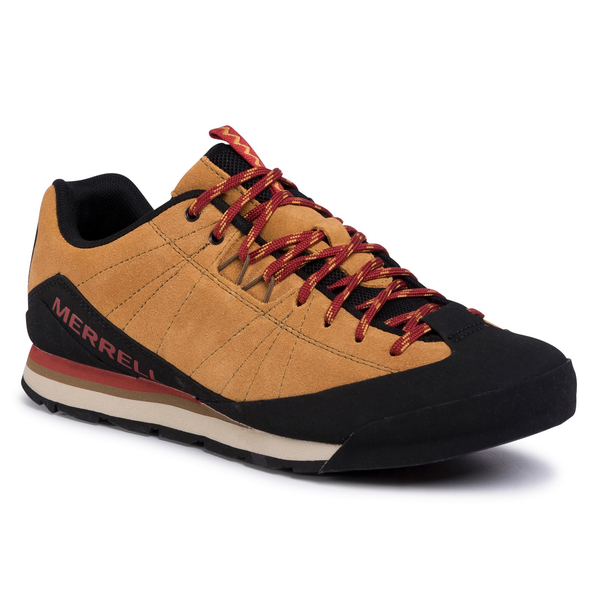 Trekkings Merrell - Catalyst Suede J000097 Gold imagine epantofi.ro 2021