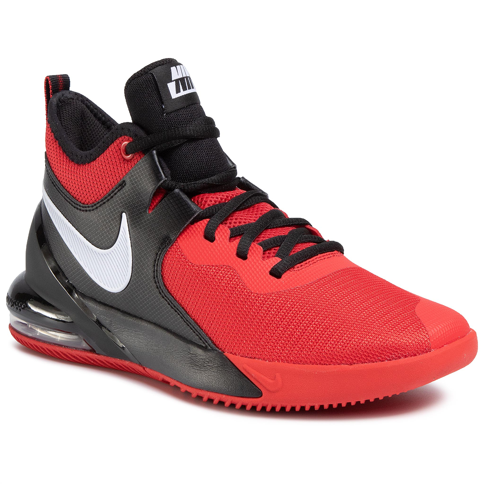 Pantofi Nike - Air Max Impact Ci1396 600 University Red/White/Black imagine epantofi.ro 2021