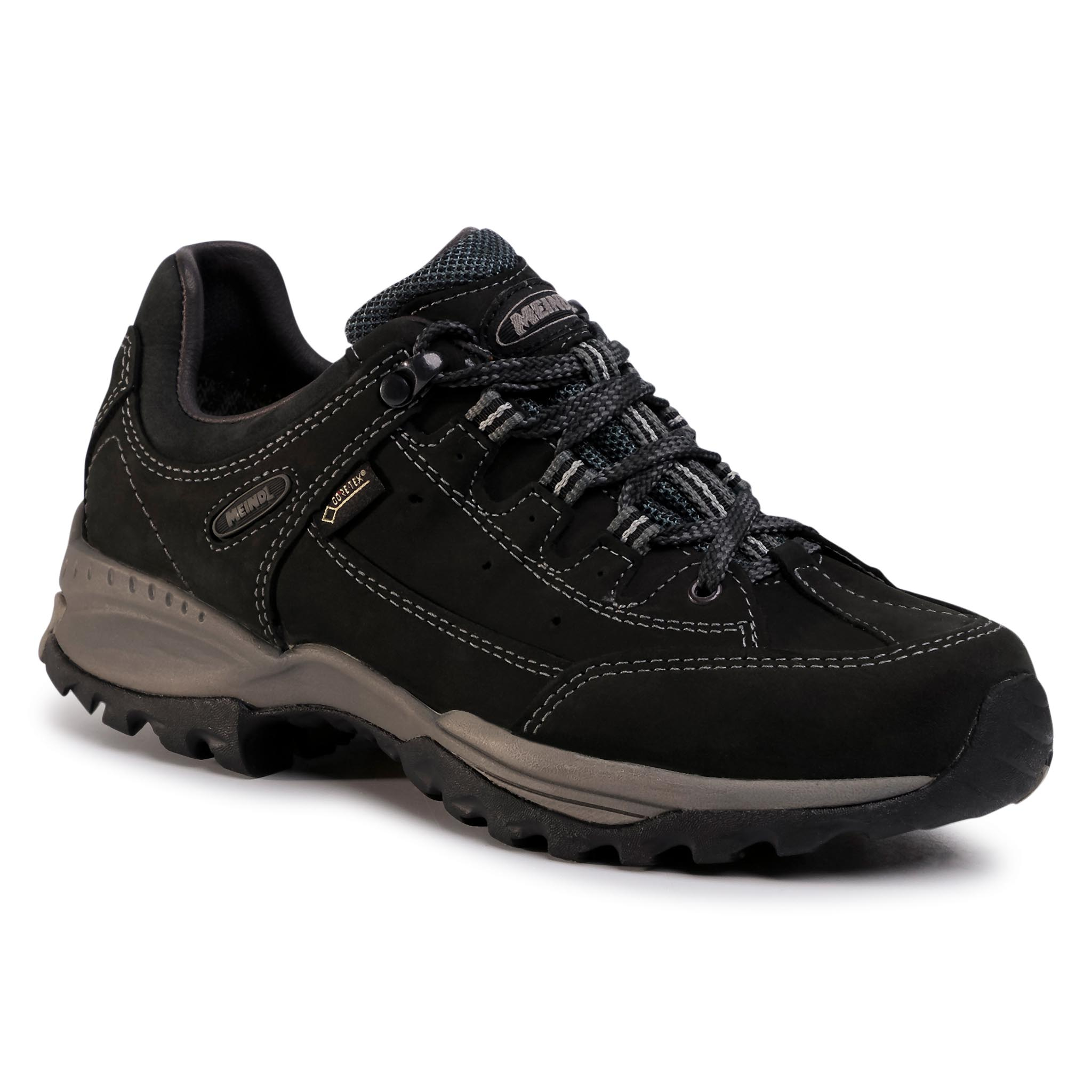 Trekkings Meindl - Laredo Lady Gtx Gore-Tex 3351 Anthrazit/Navy 31 imagine epantofi.ro 2021