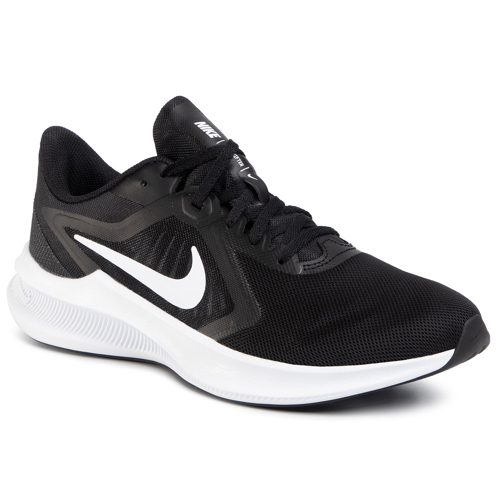 Pantofi NIKE - Downshifter 10 CI9981 004 Black/White/Anthracite