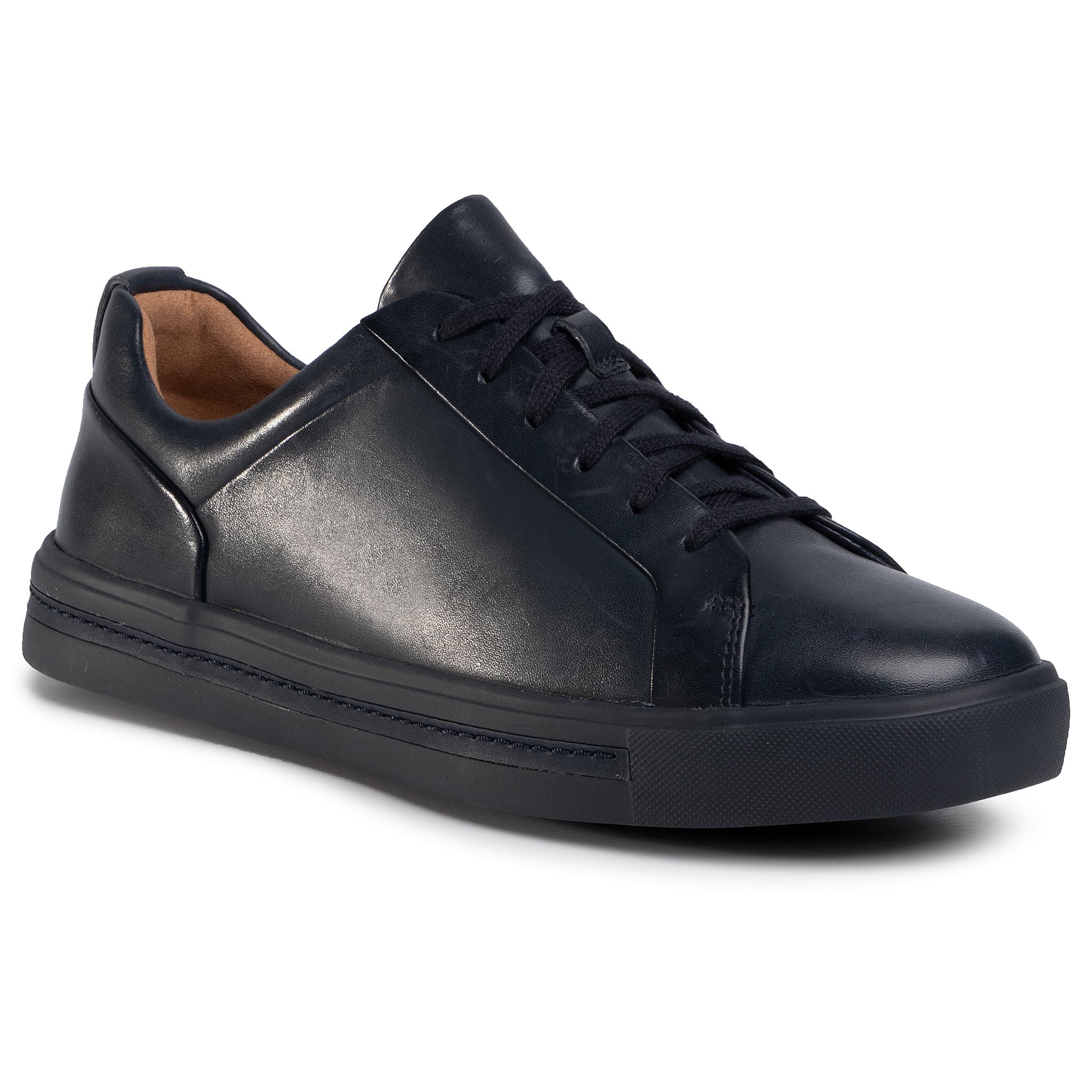 Sneakers CLARKS - Un Maui Lace 261449904 Navy Leather