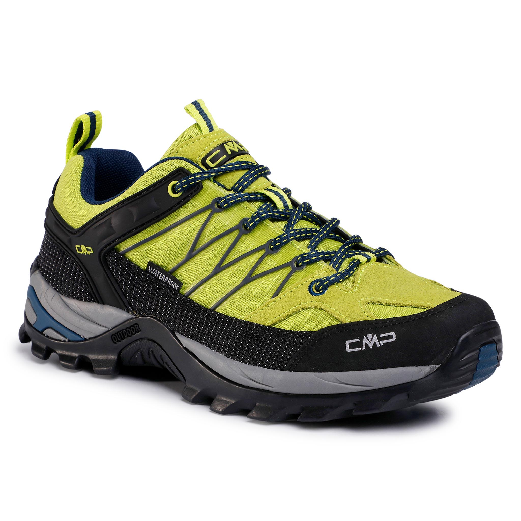 Trekkings Cmp - Rigel Low Trekking Shoes Wp 3q54457 Energy/Cosmo 29ee imagine epantofi.ro 2021