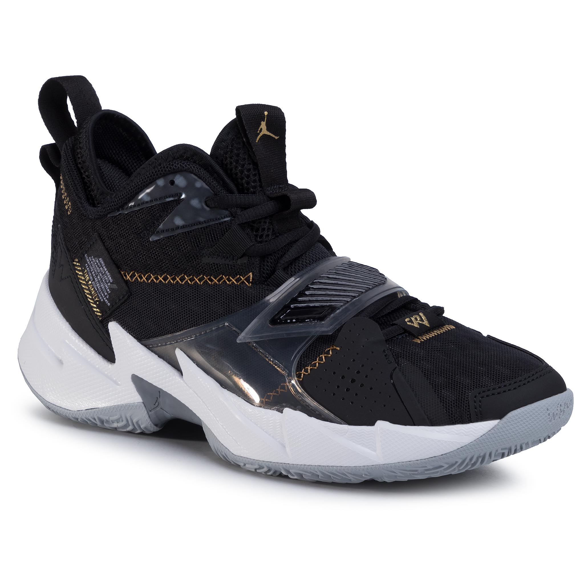 Pantofi Nike - Why Not Zero.3 Cd3003 001 Black/Metallic Gold/White imagine