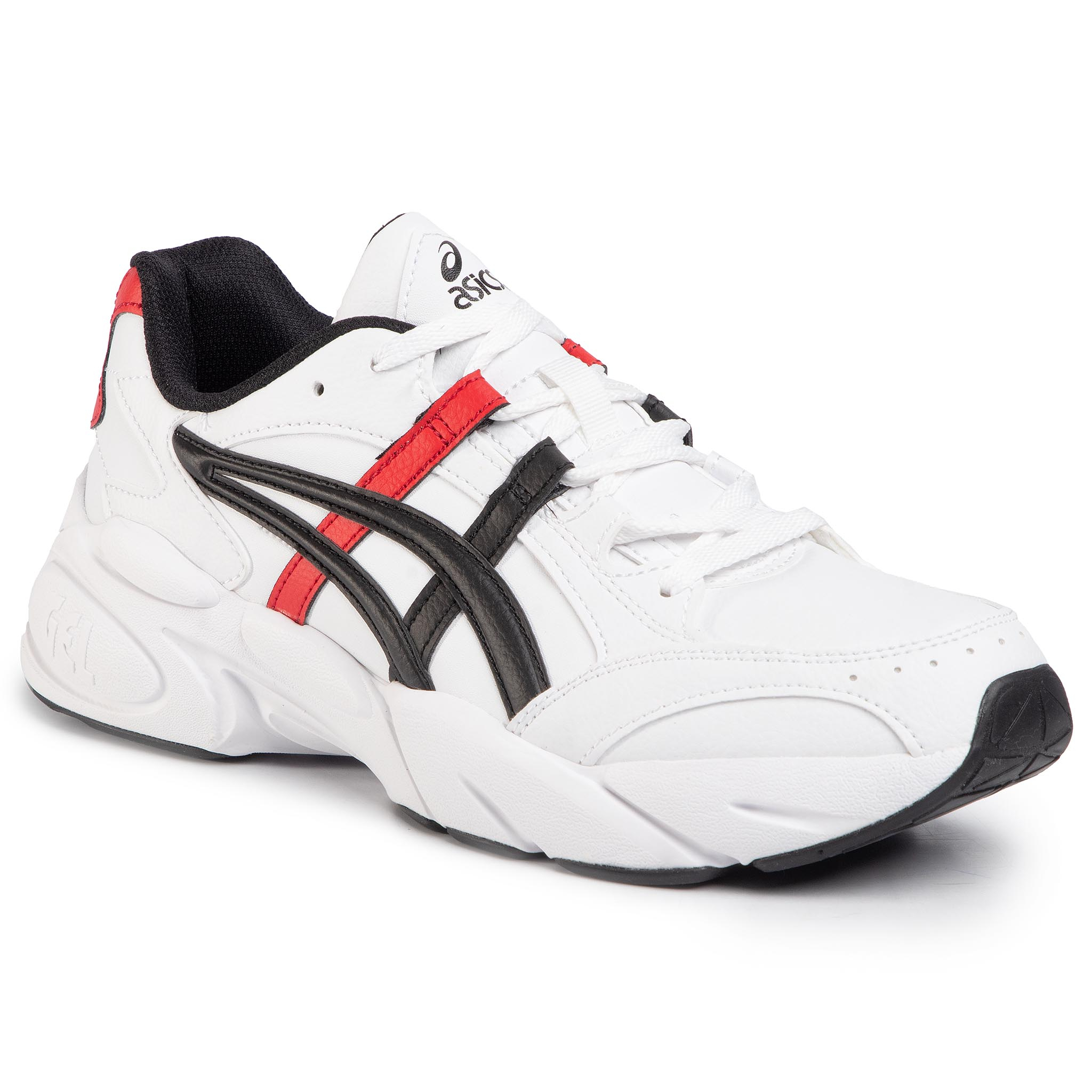 Sneakers ASICS - Gel-Bnd 1021A217 White/Classic Red